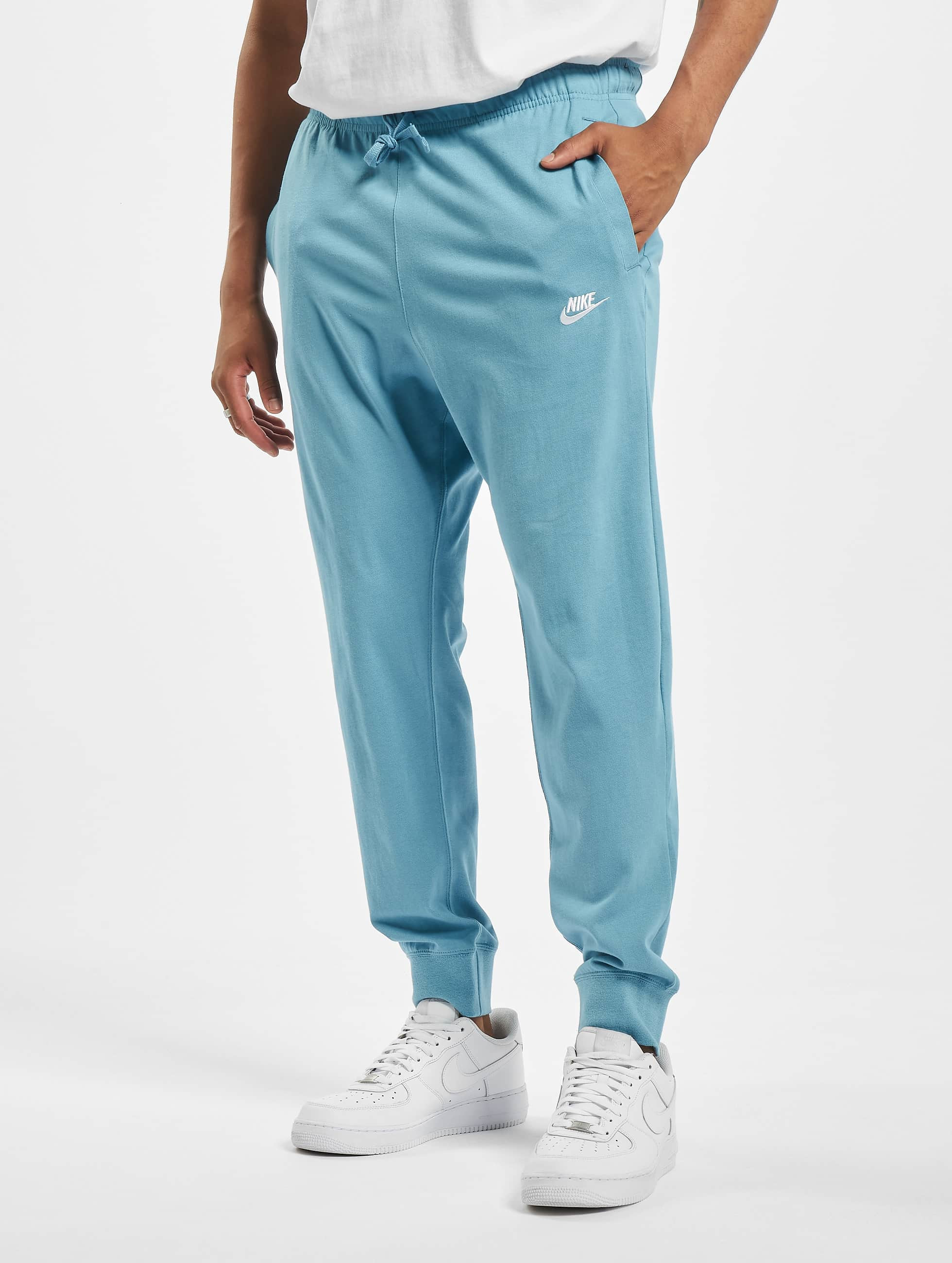 Nike Club Sweat Pants CeruleanWhite