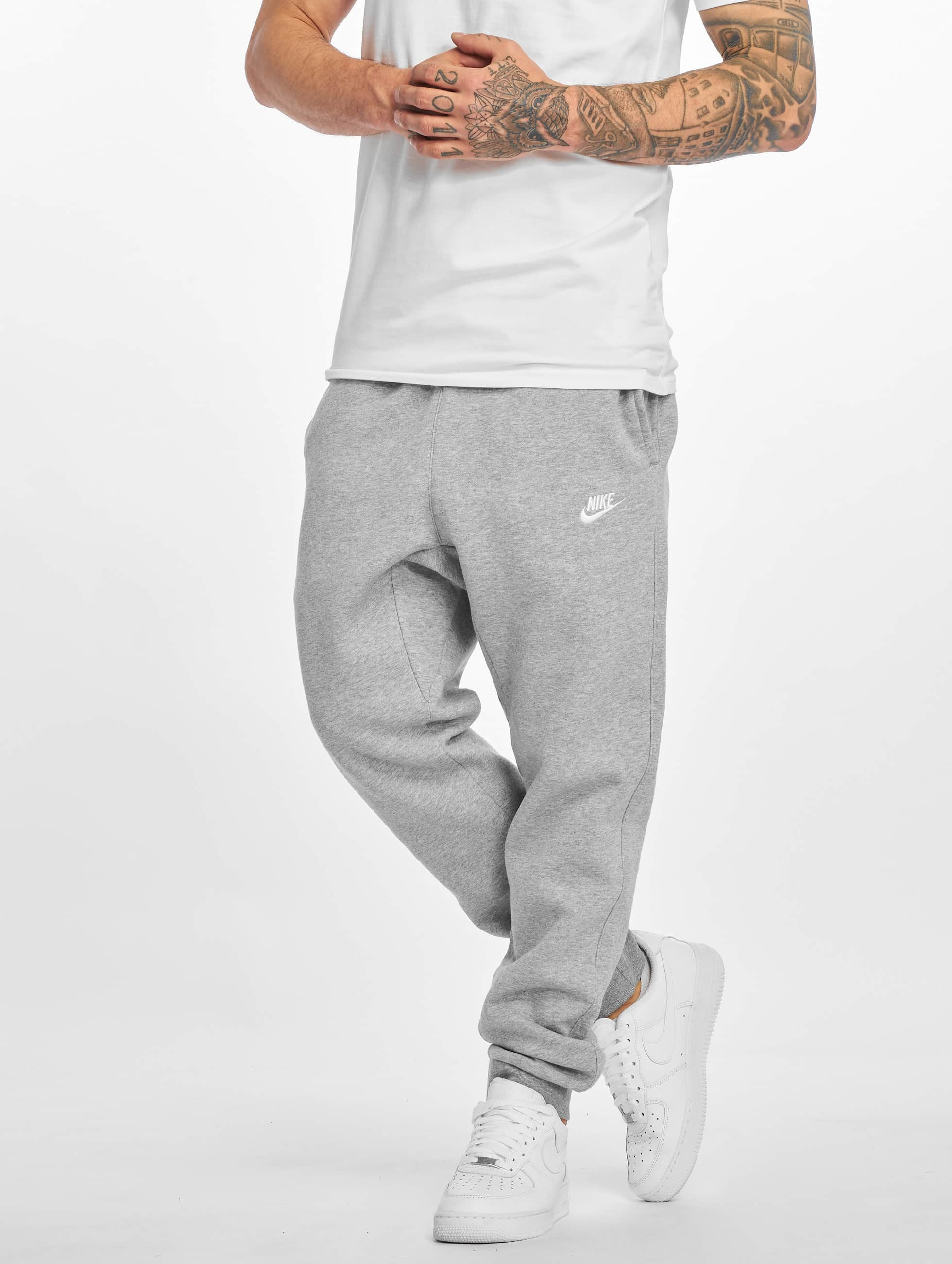 Nsw Flc Sweatpants Nike Dark Club Heatherwhite Grey W9eYHIED2
