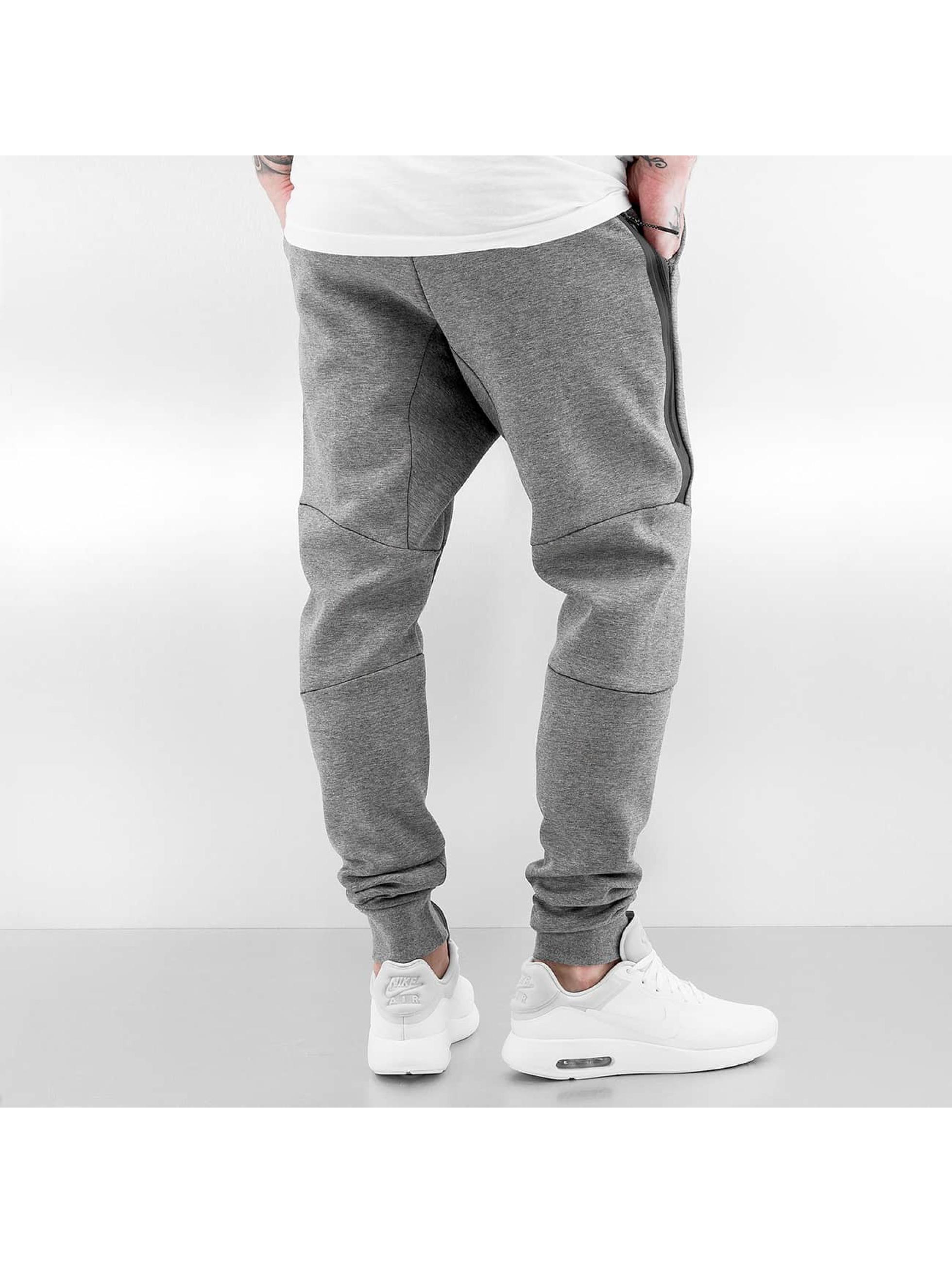 nike sportswear tech fleece gris homme jogging nike acheter pas cher pantalon 257686. Black Bedroom Furniture Sets. Home Design Ideas