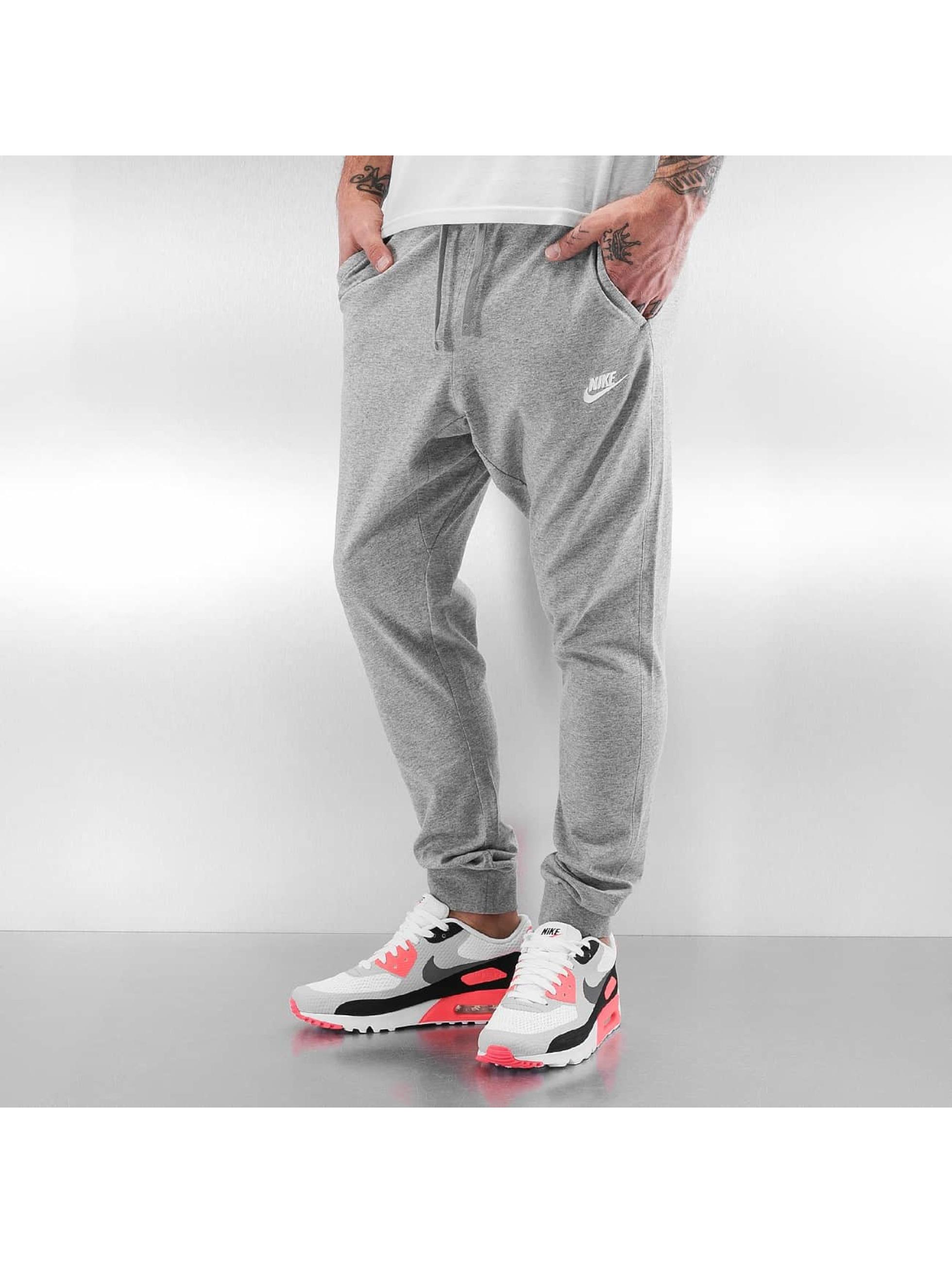 nike sportswear gris homme jogging 285930. Black Bedroom Furniture Sets. Home Design Ideas