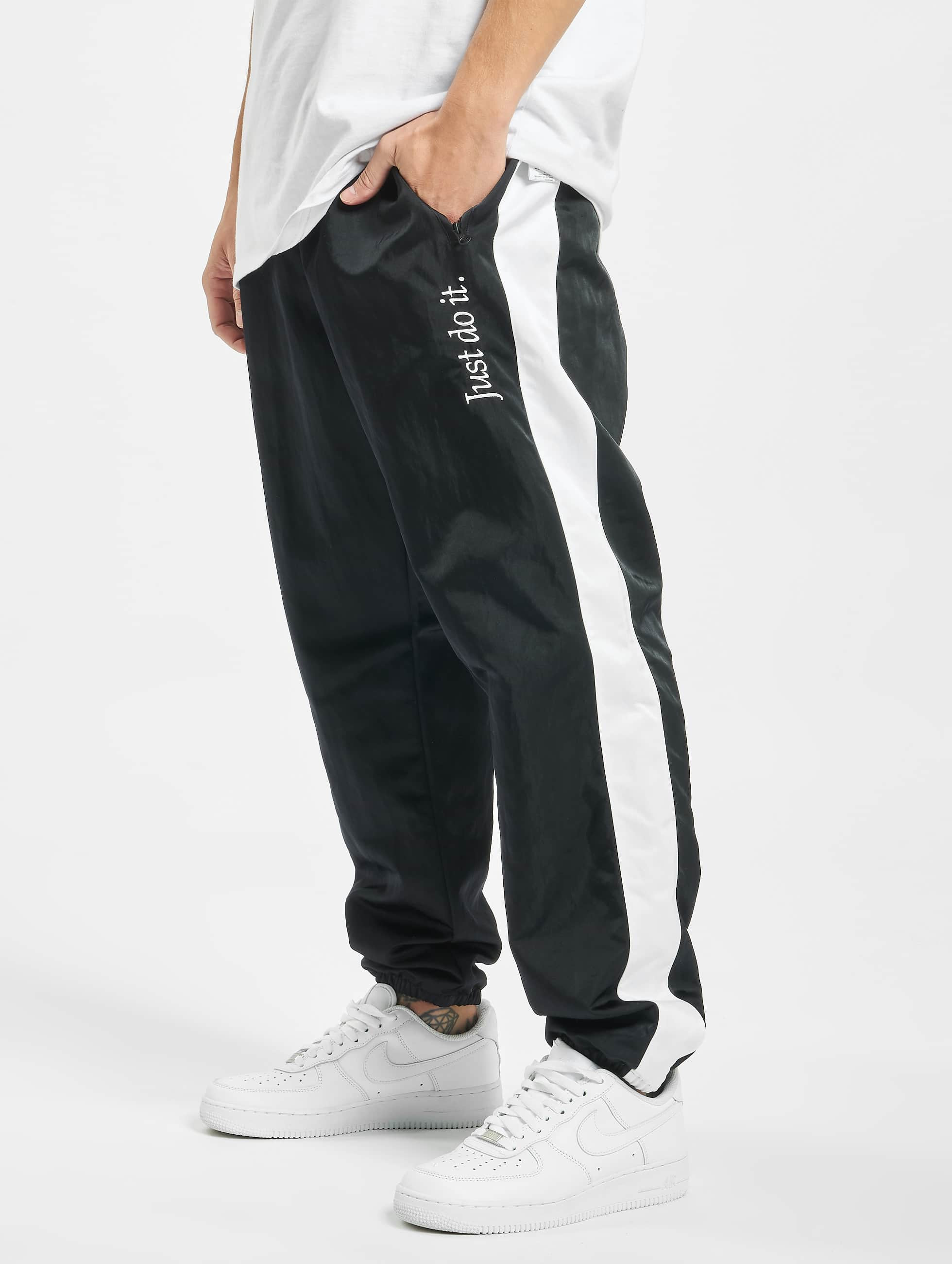 Nike JDI Woven Q5 Sweat Pants BlackWhiteWhite