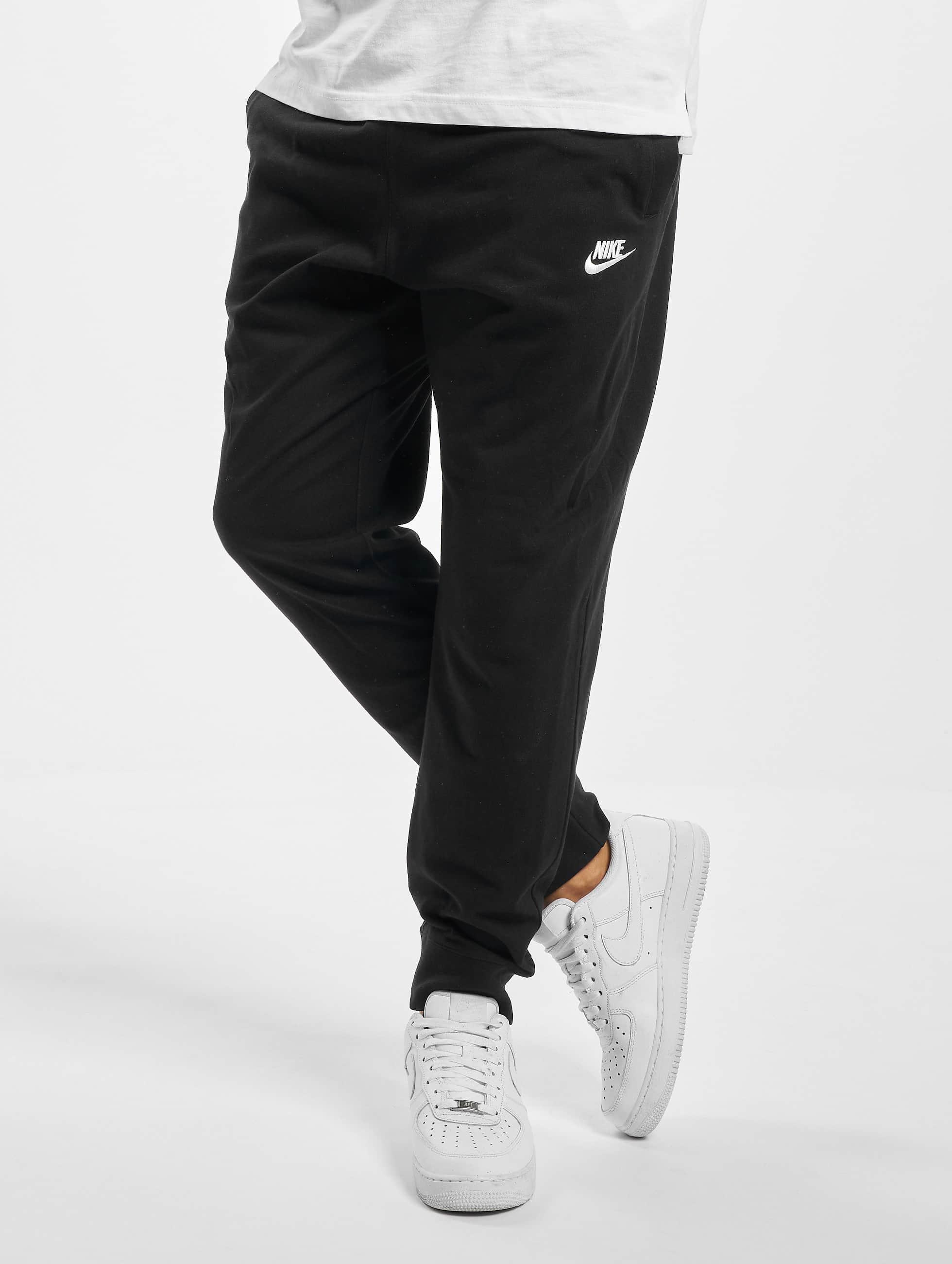 Nike Club Sweat Pants BlackWhite