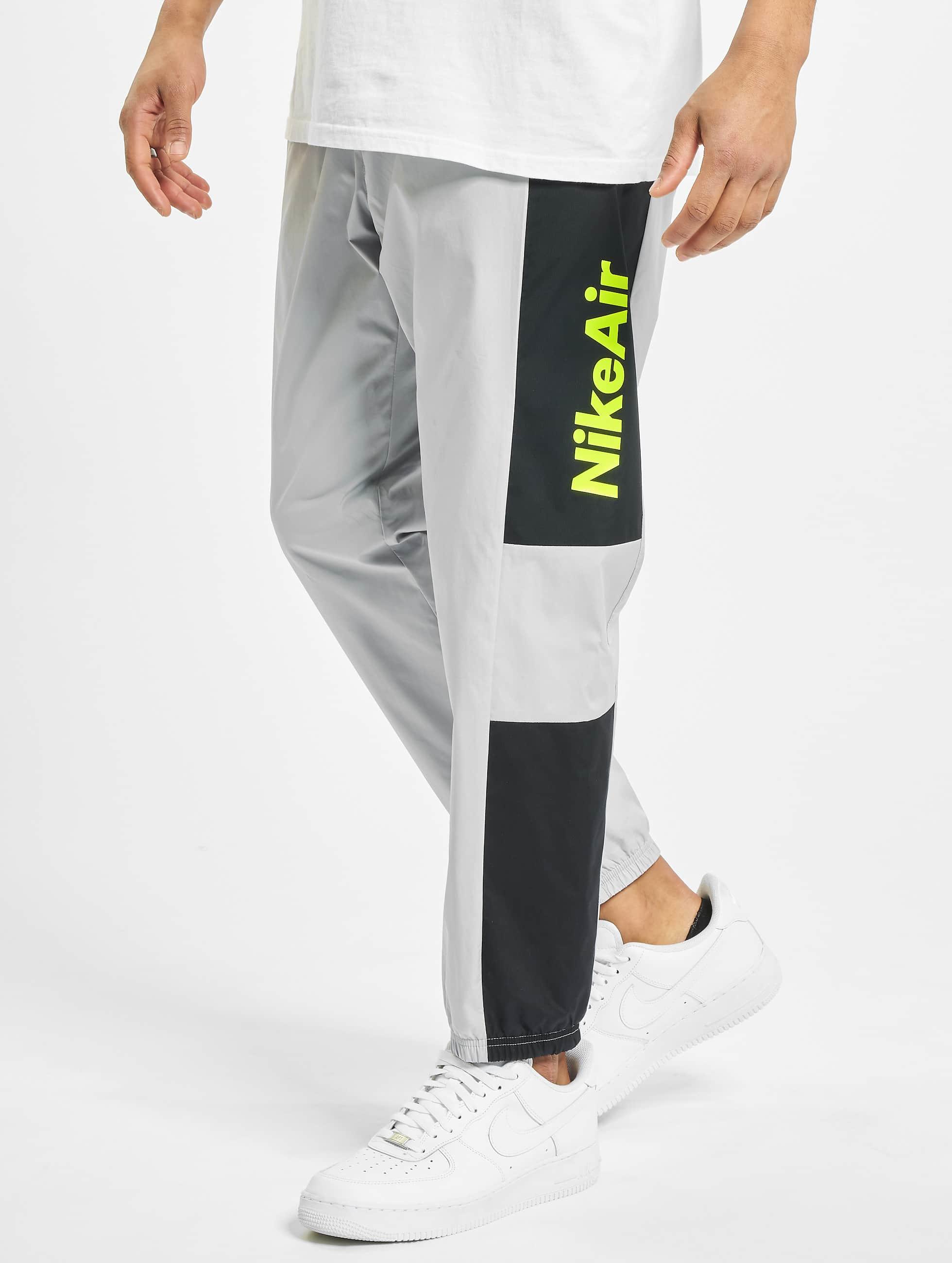 Nike Air Woven Pants Lt Smoke GreyBlackBlackVolt