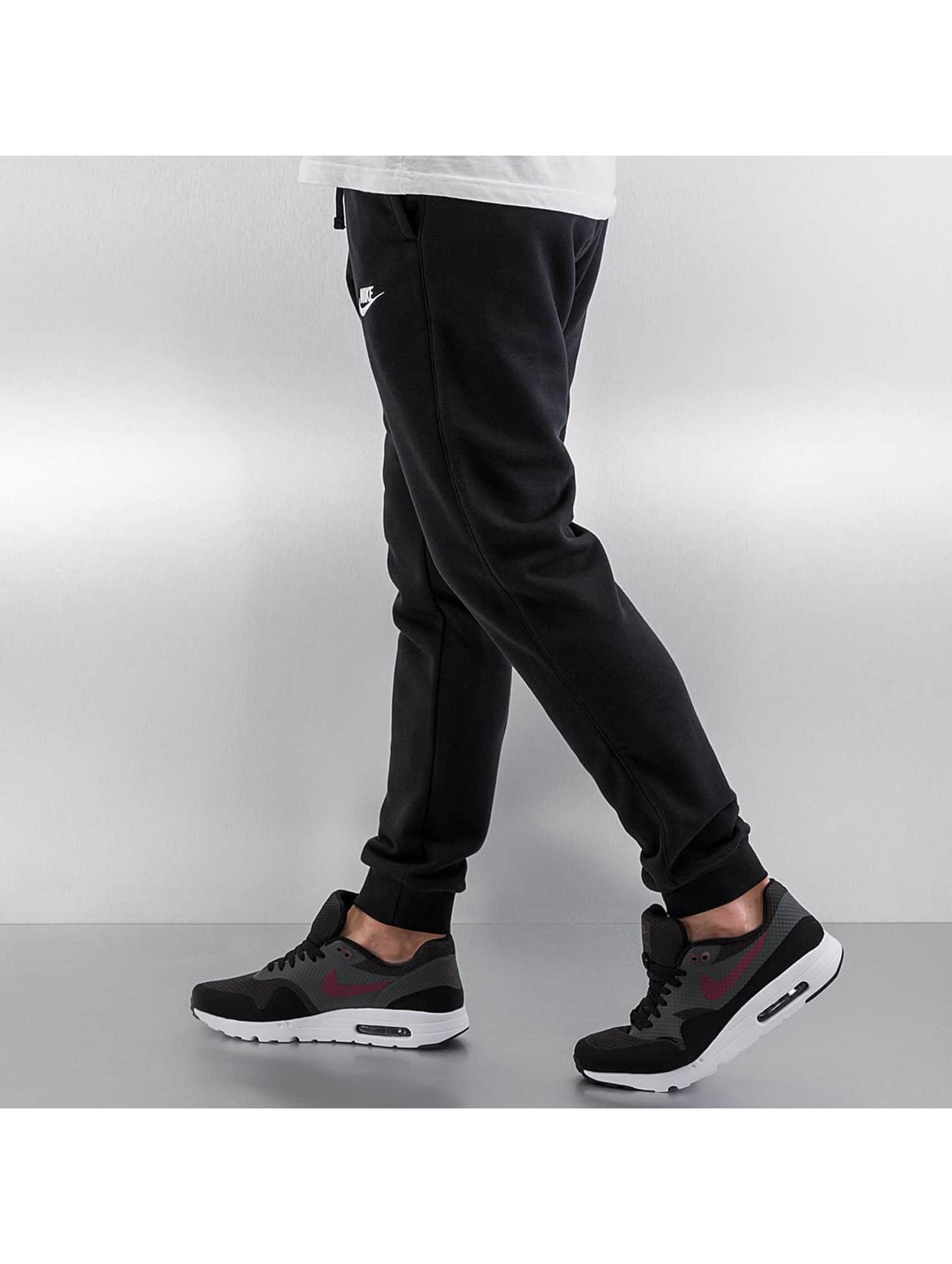 Nike Joggingbyxor Sportswear svart