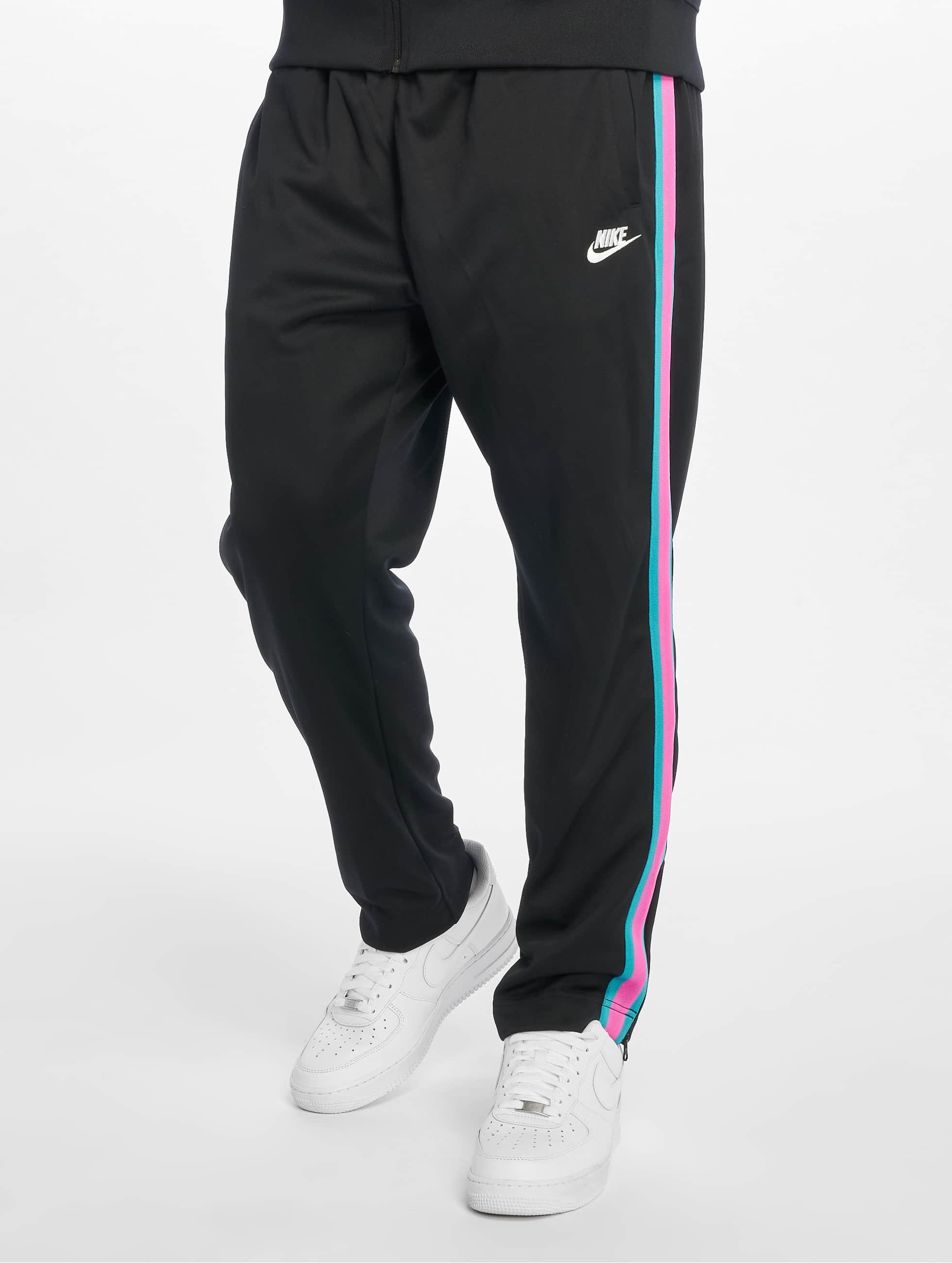 3519431f84117 Nike Herren Jogginghose Sportswear in schwarz 581853