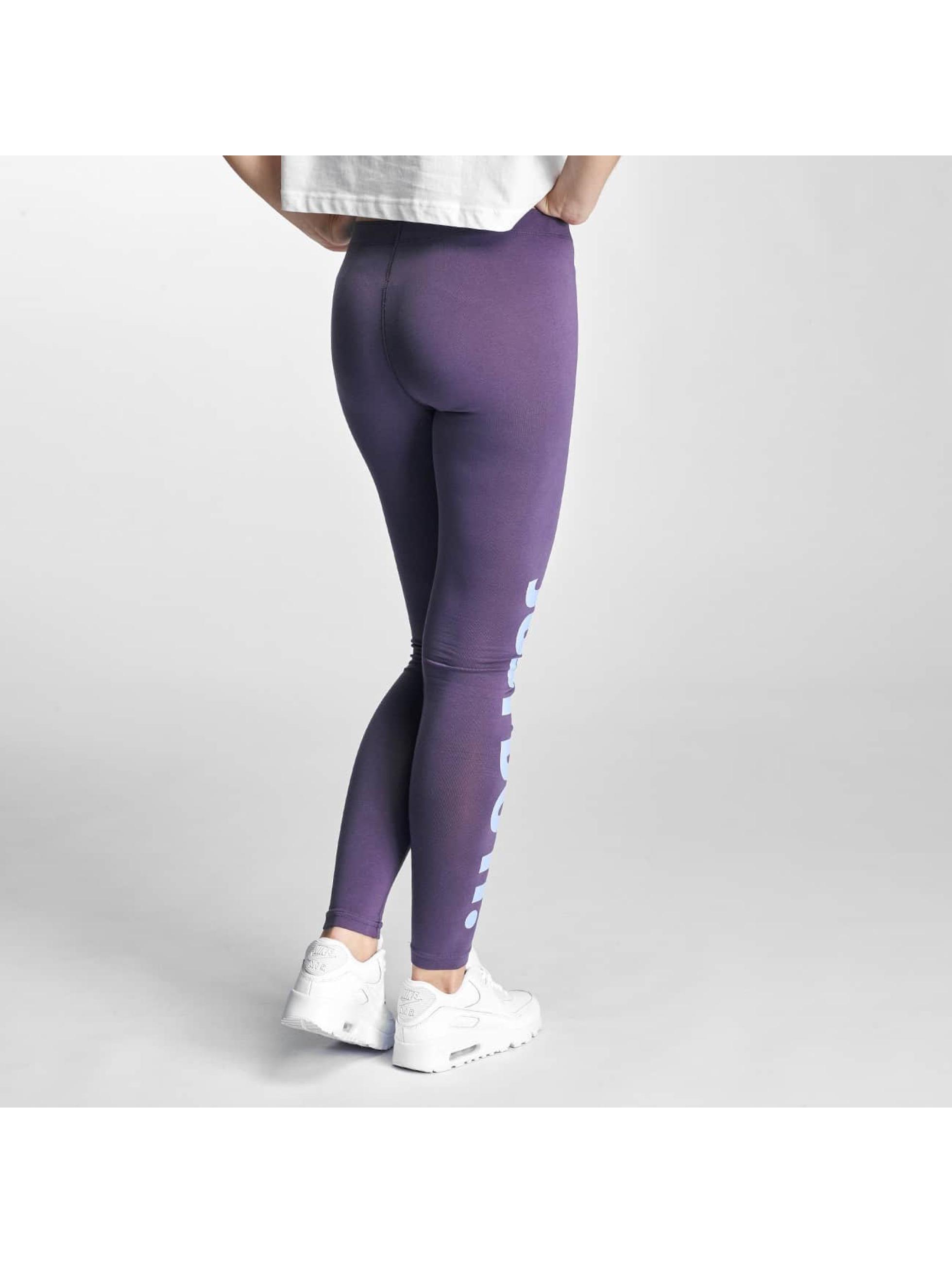 Nike Legíny/Tregíny Leg-A-See Just Do It fialová