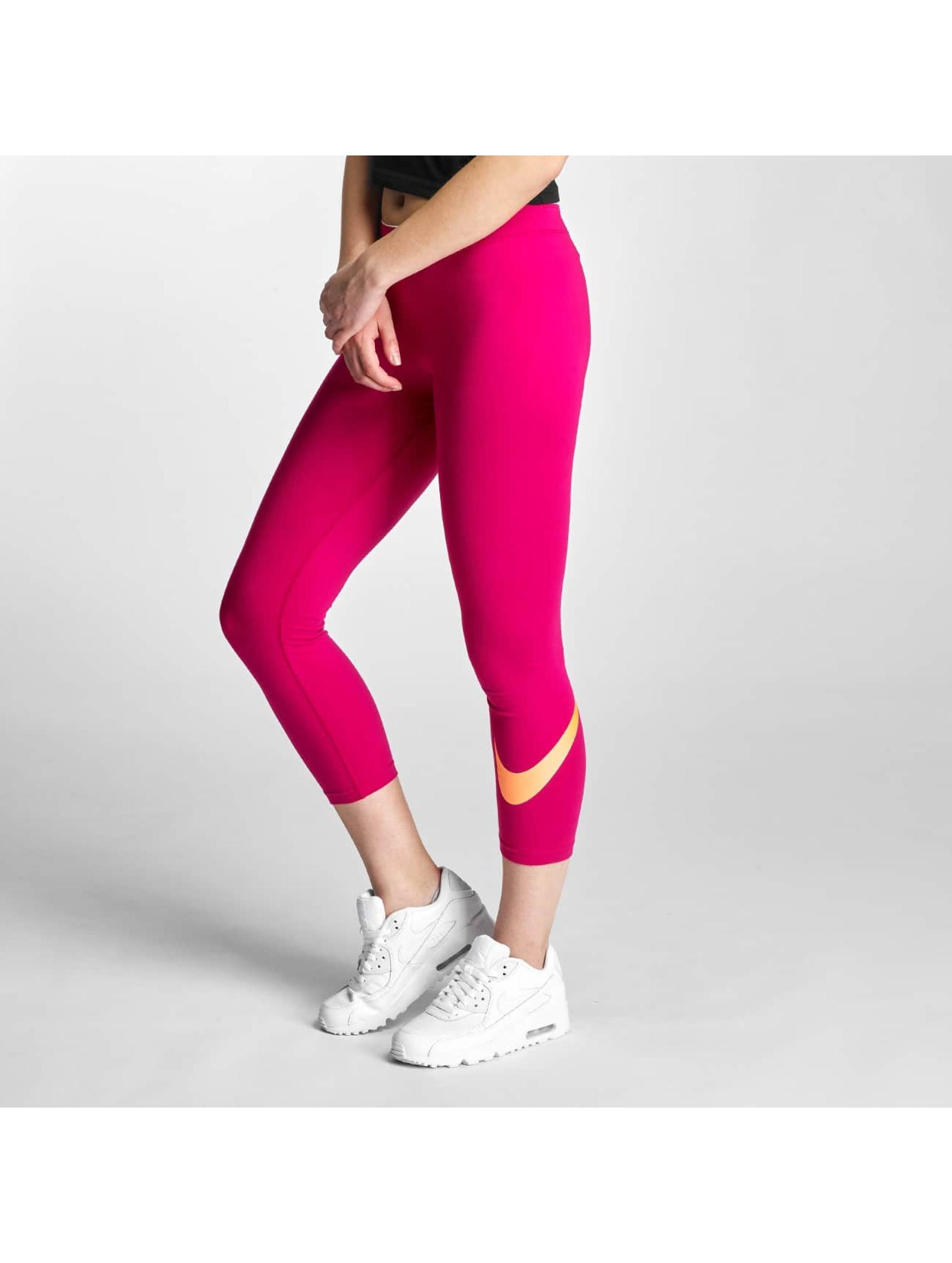 Nike Legíny/Tregíny W NSW Club Crop Logo pink