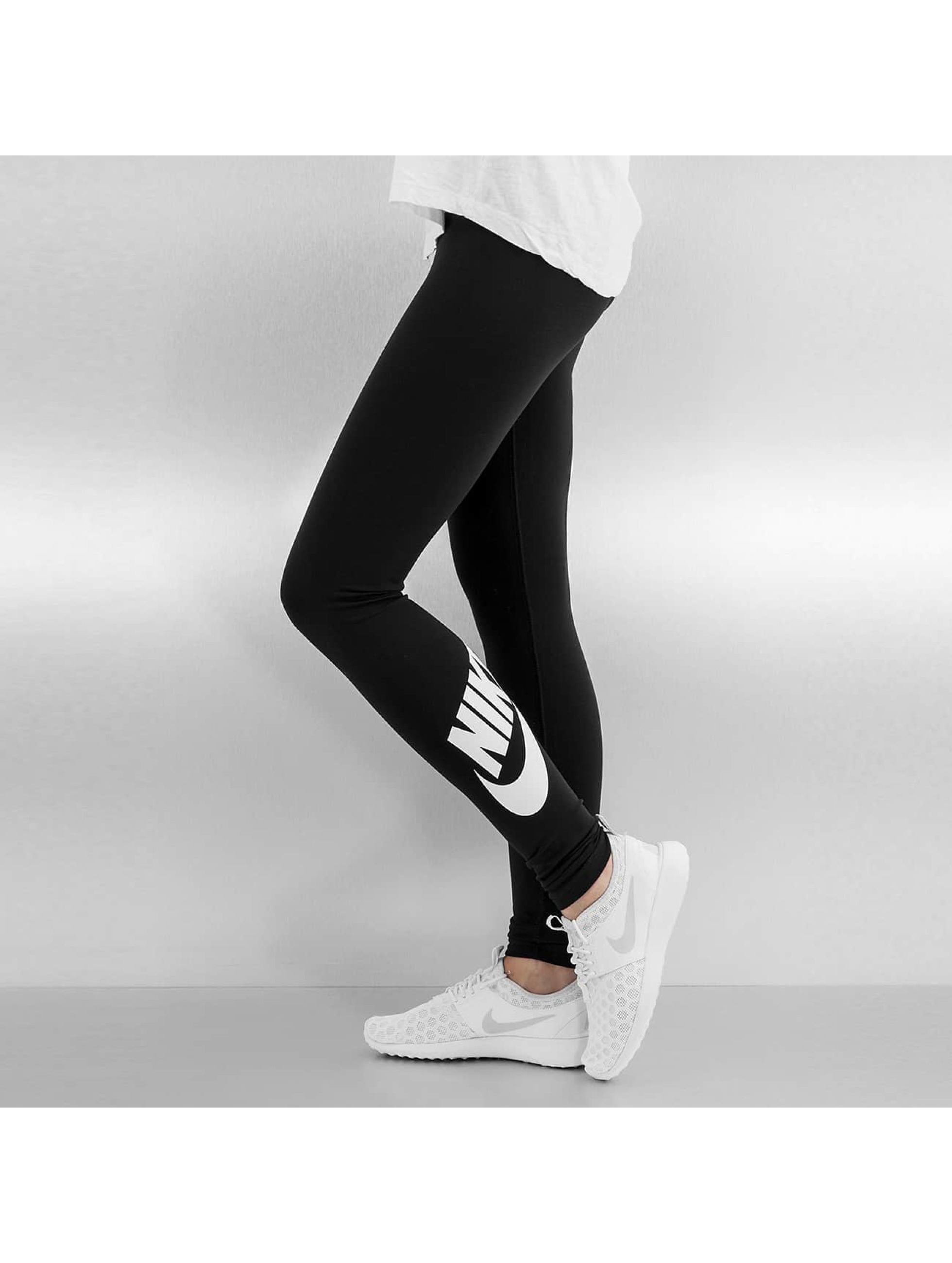 Nike Legging Leg-A-See Logo noir