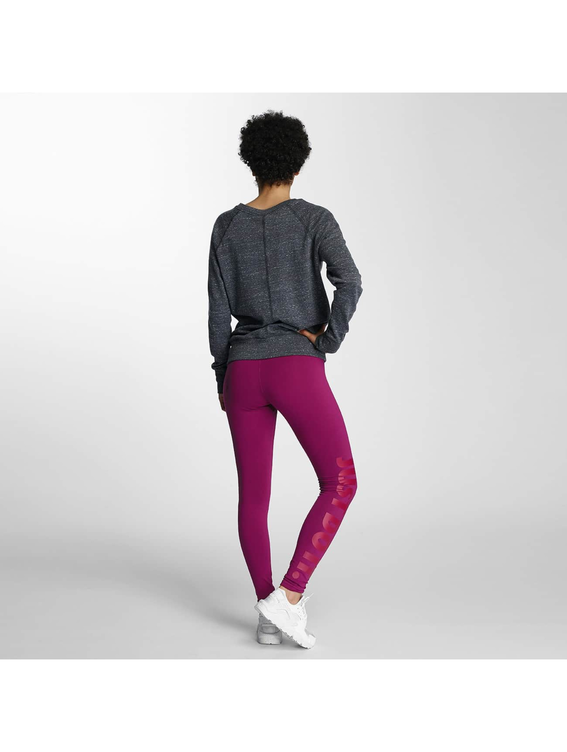 nike broek legging legasee just do it in pink 308568