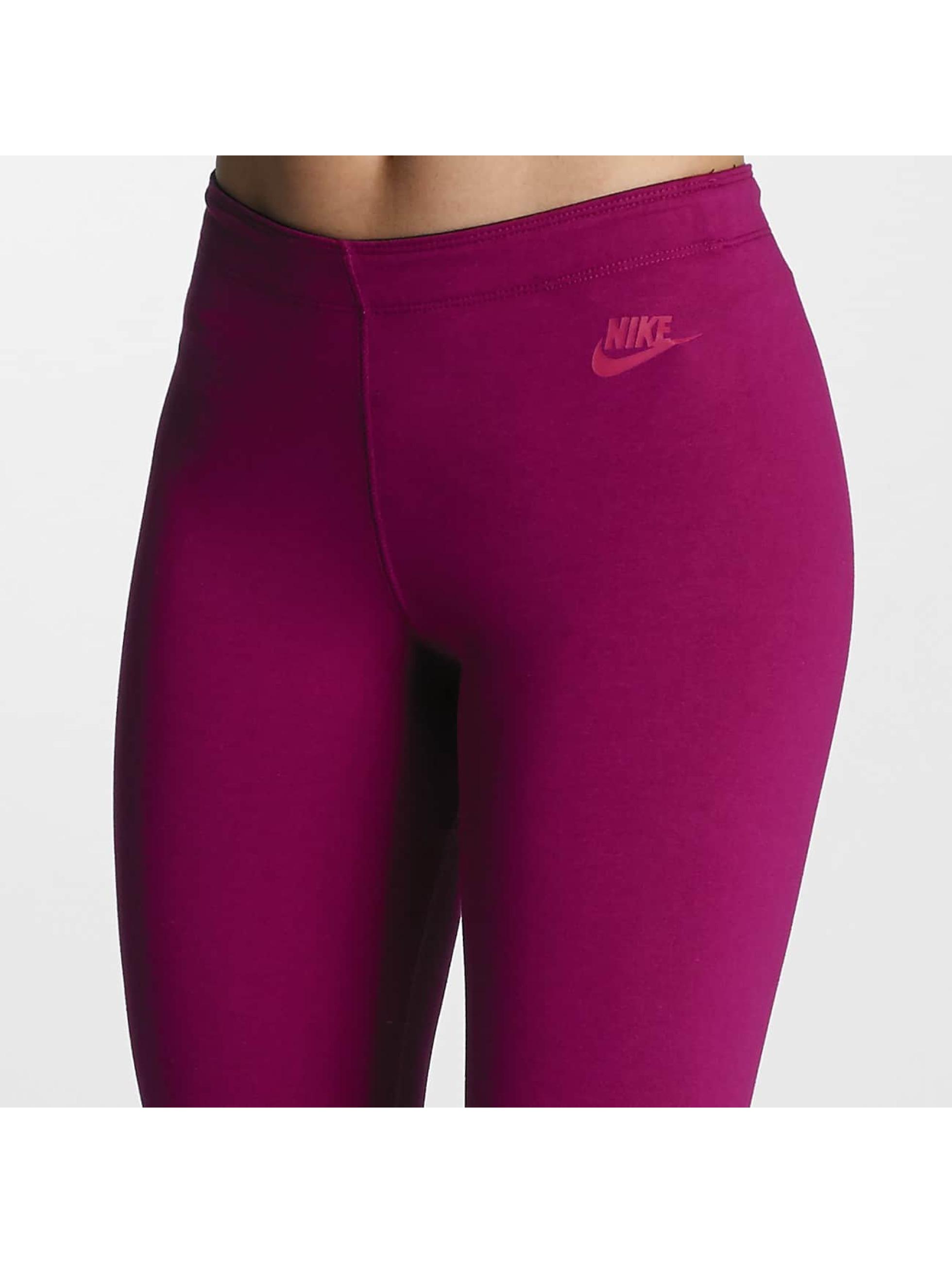nike broek legging legasee just do it in pink 308568