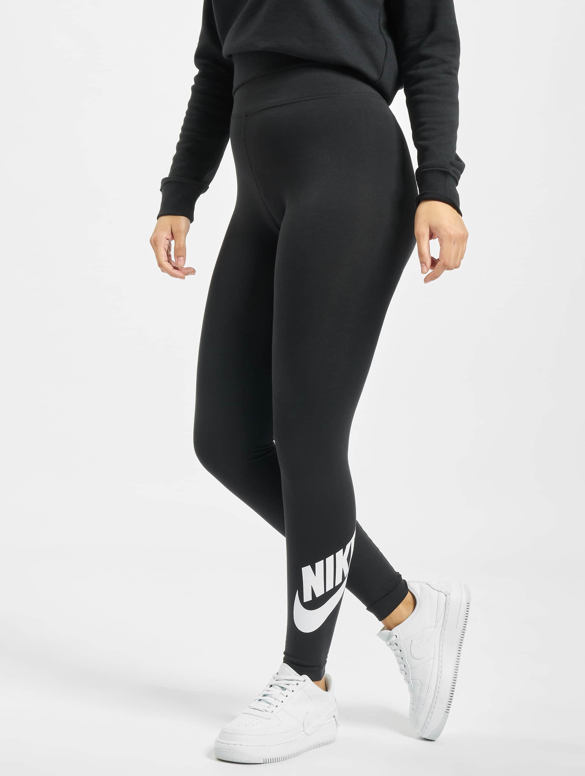 Nike Legasee HW Futura Leggings BlackWhite