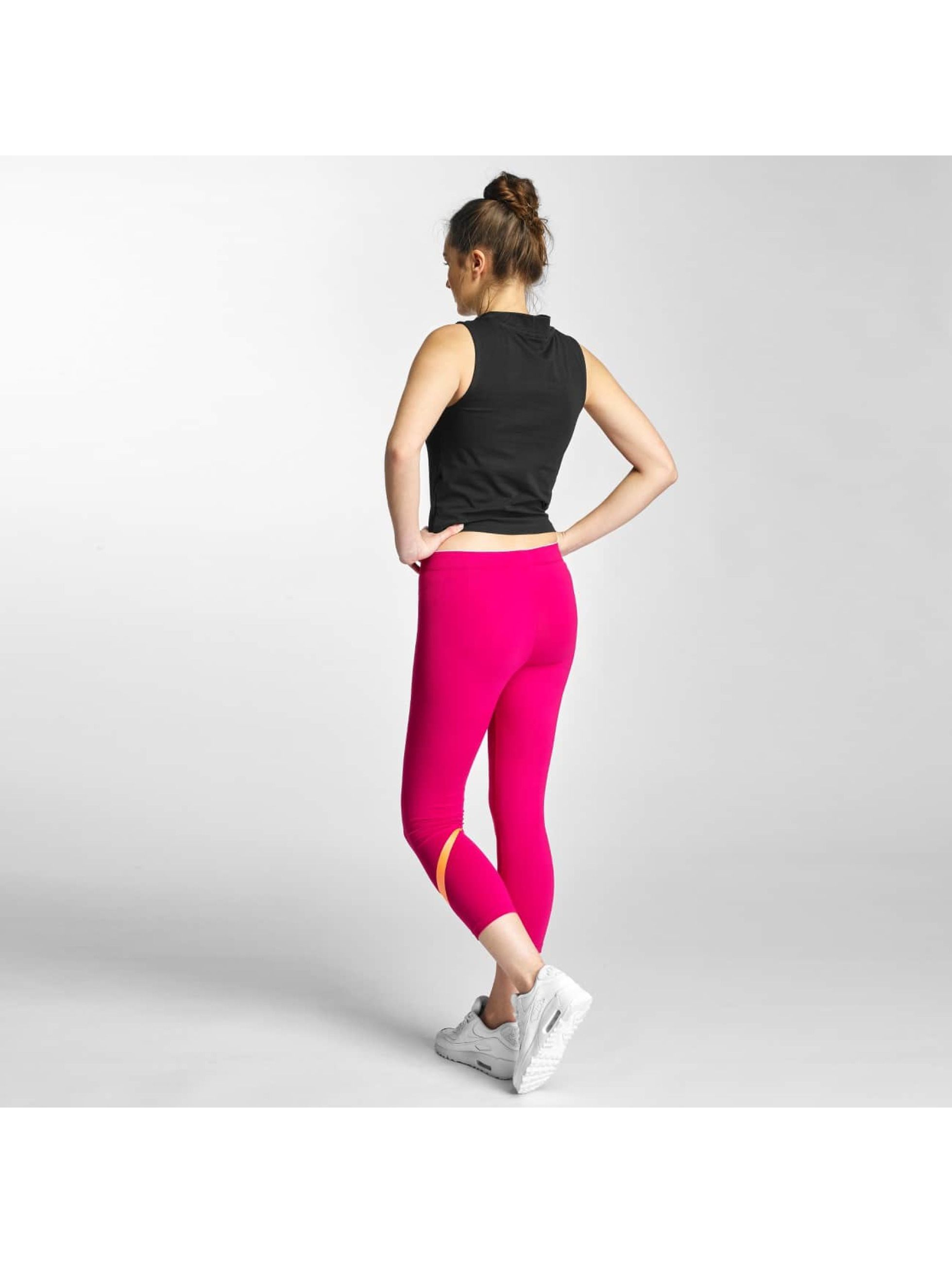 Nike Legging/Tregging W NSW Club Crop Logo pink