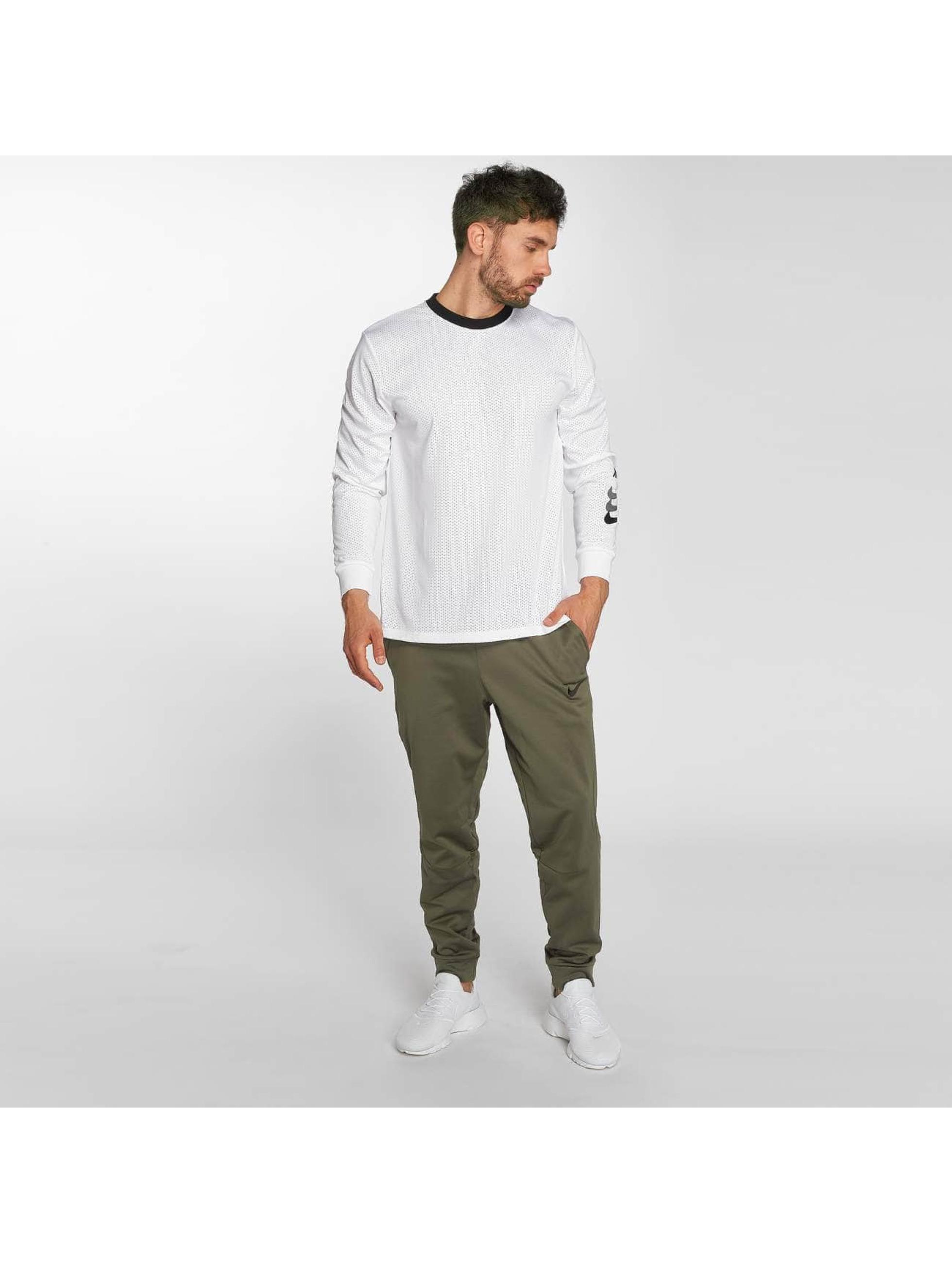 Nike Pantalone ginnico Therma verde
