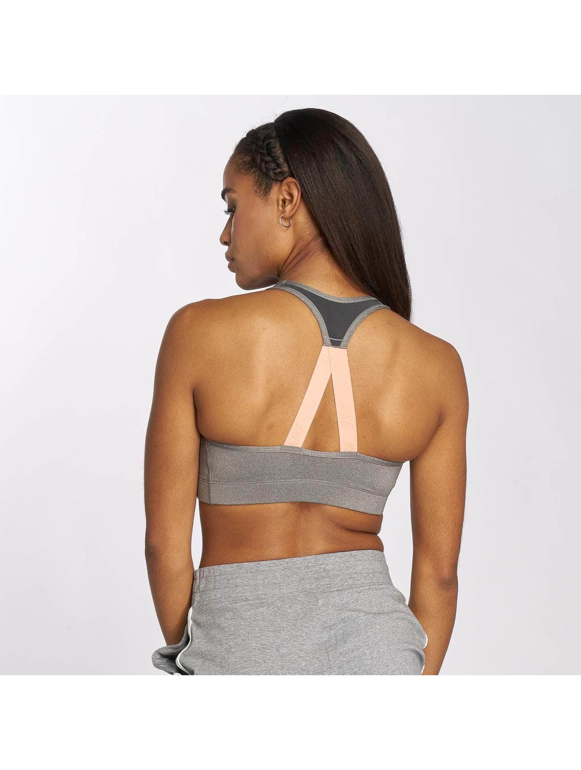 Nike Performance Спортивный бюстгальтер Victory серый