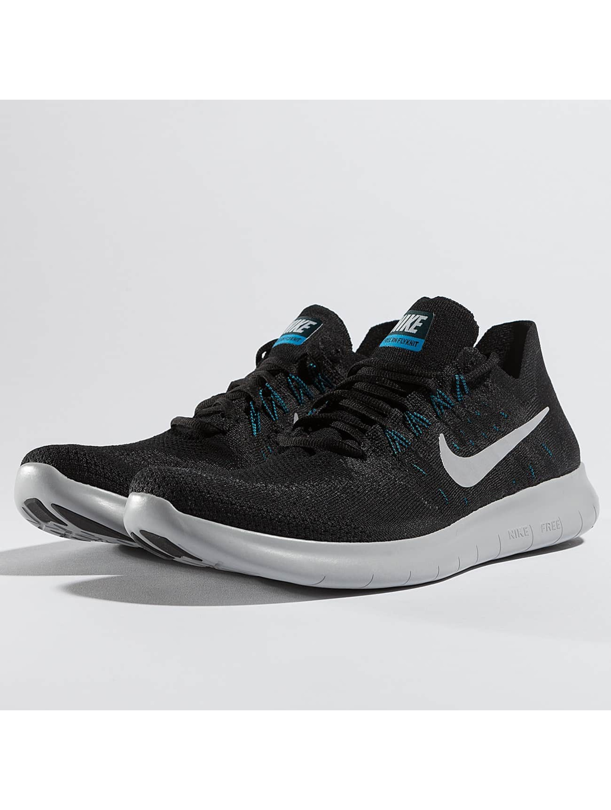 nike performance free rn flyknit 2017 noir homme baskets 334251. Black Bedroom Furniture Sets. Home Design Ideas