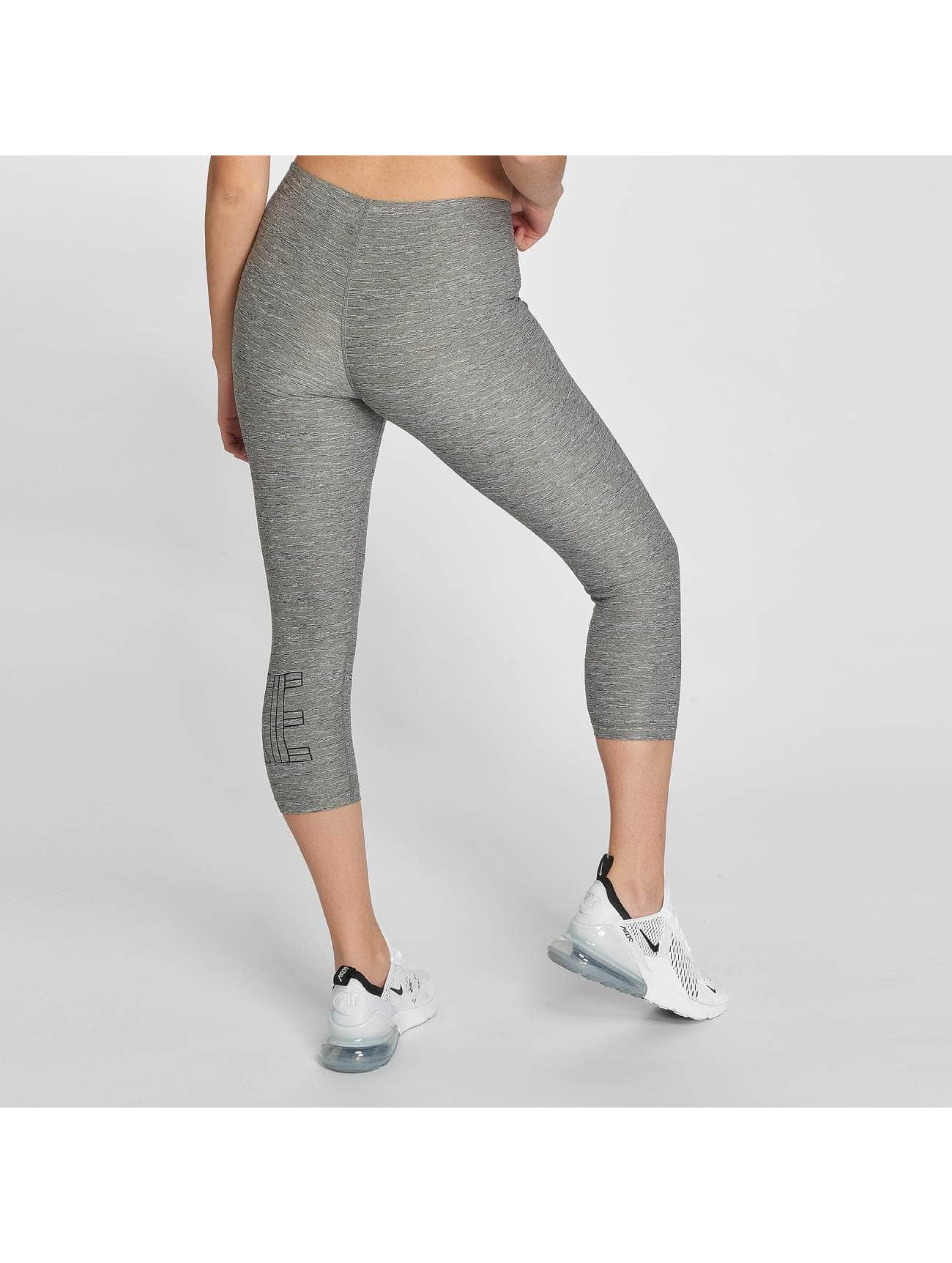Nike Performance Legging Pro Capri grijs