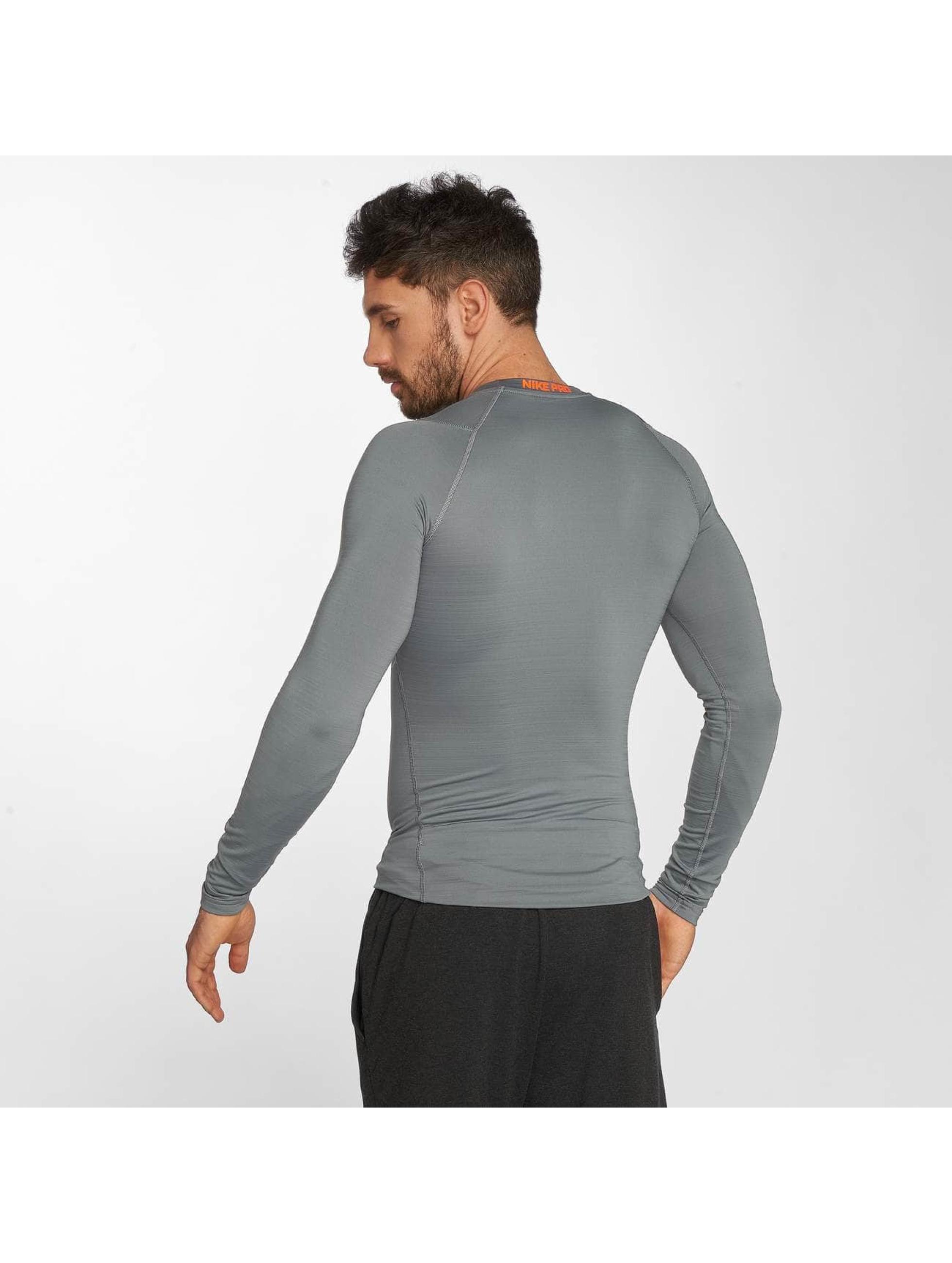 Nike Performance Longsleeve Pro Warm gray