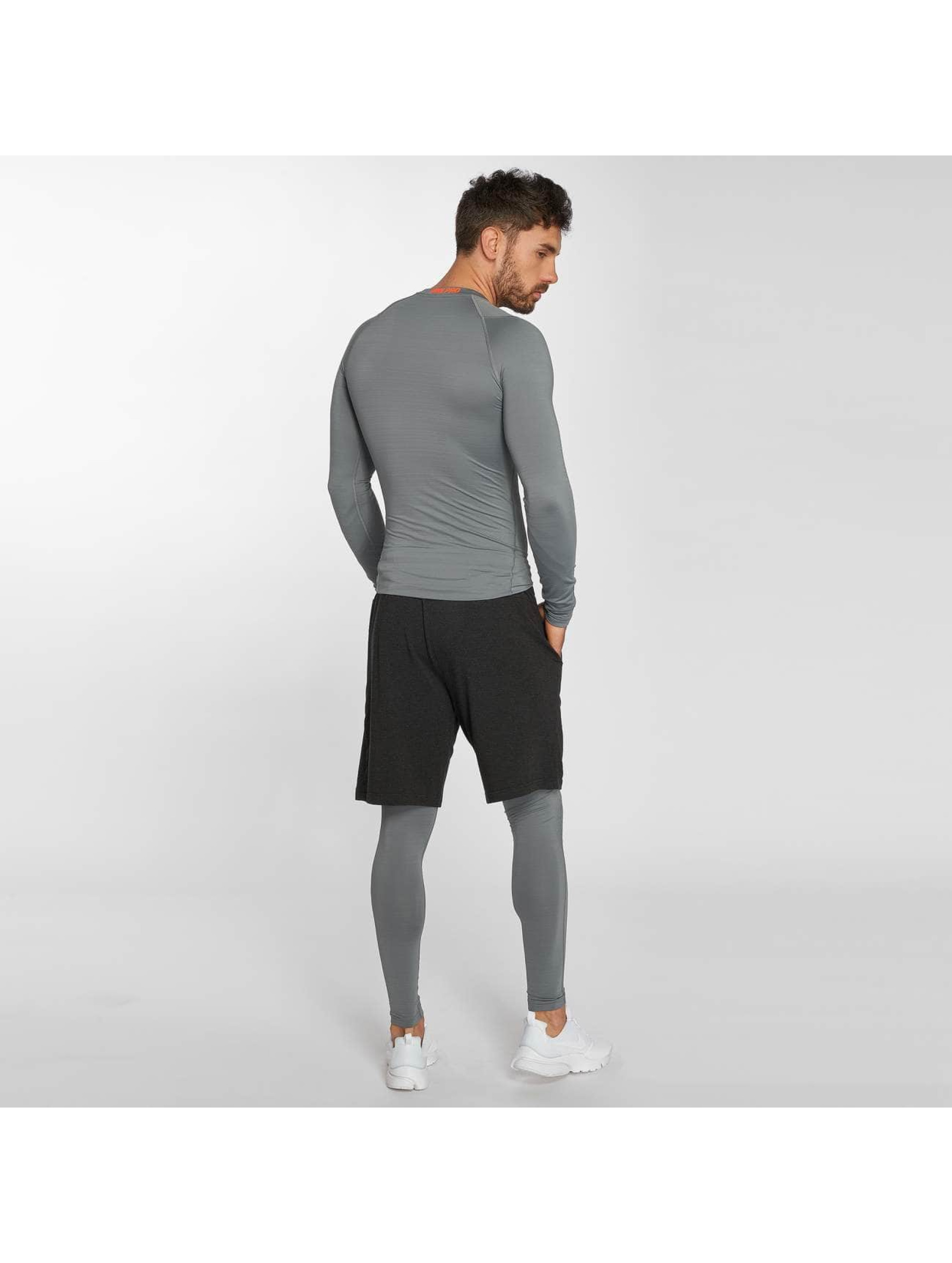 Nike Performance Longsleeves Pro Warm szary