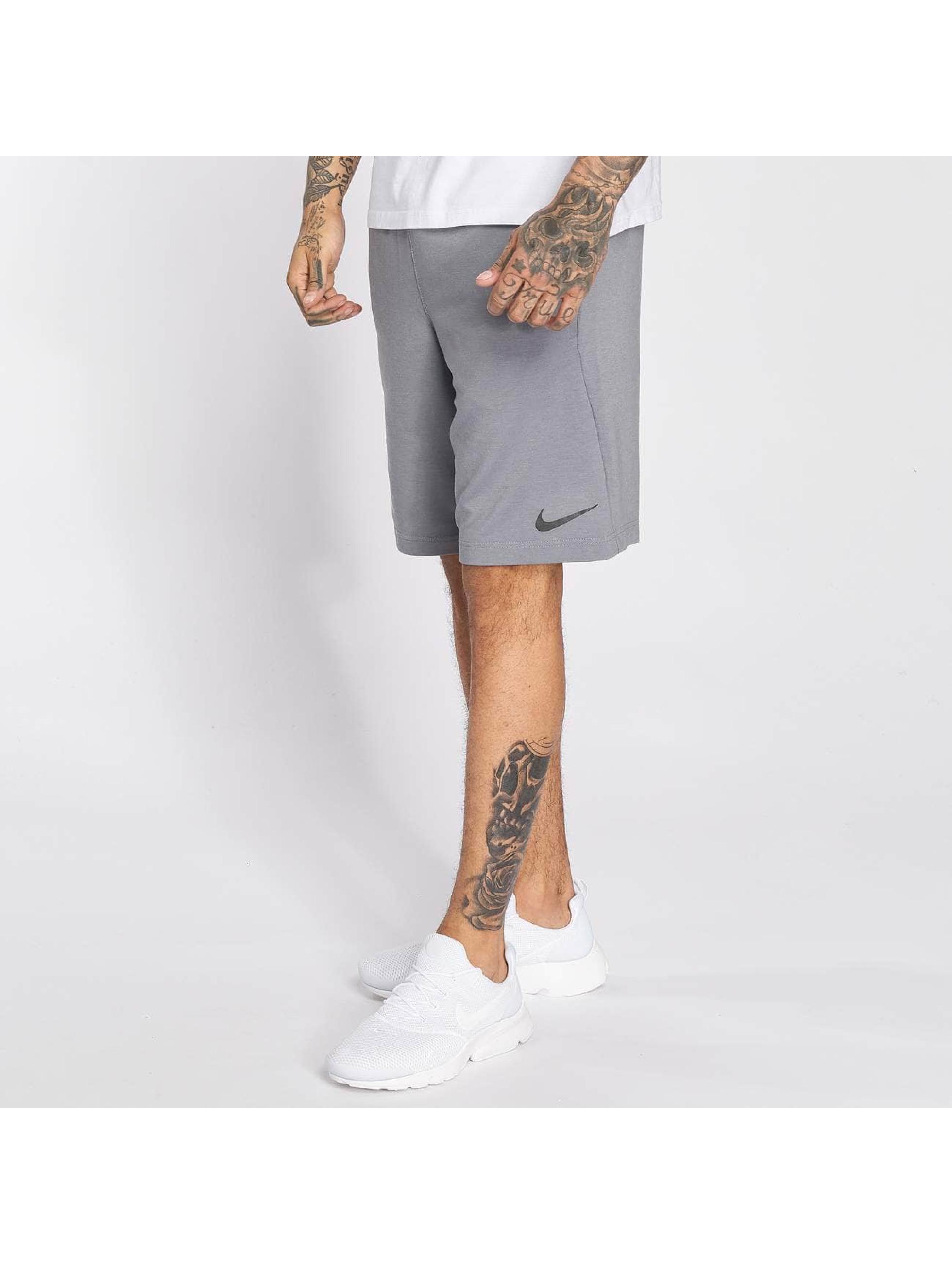 Nike Performance Shorts Dry Training grau
