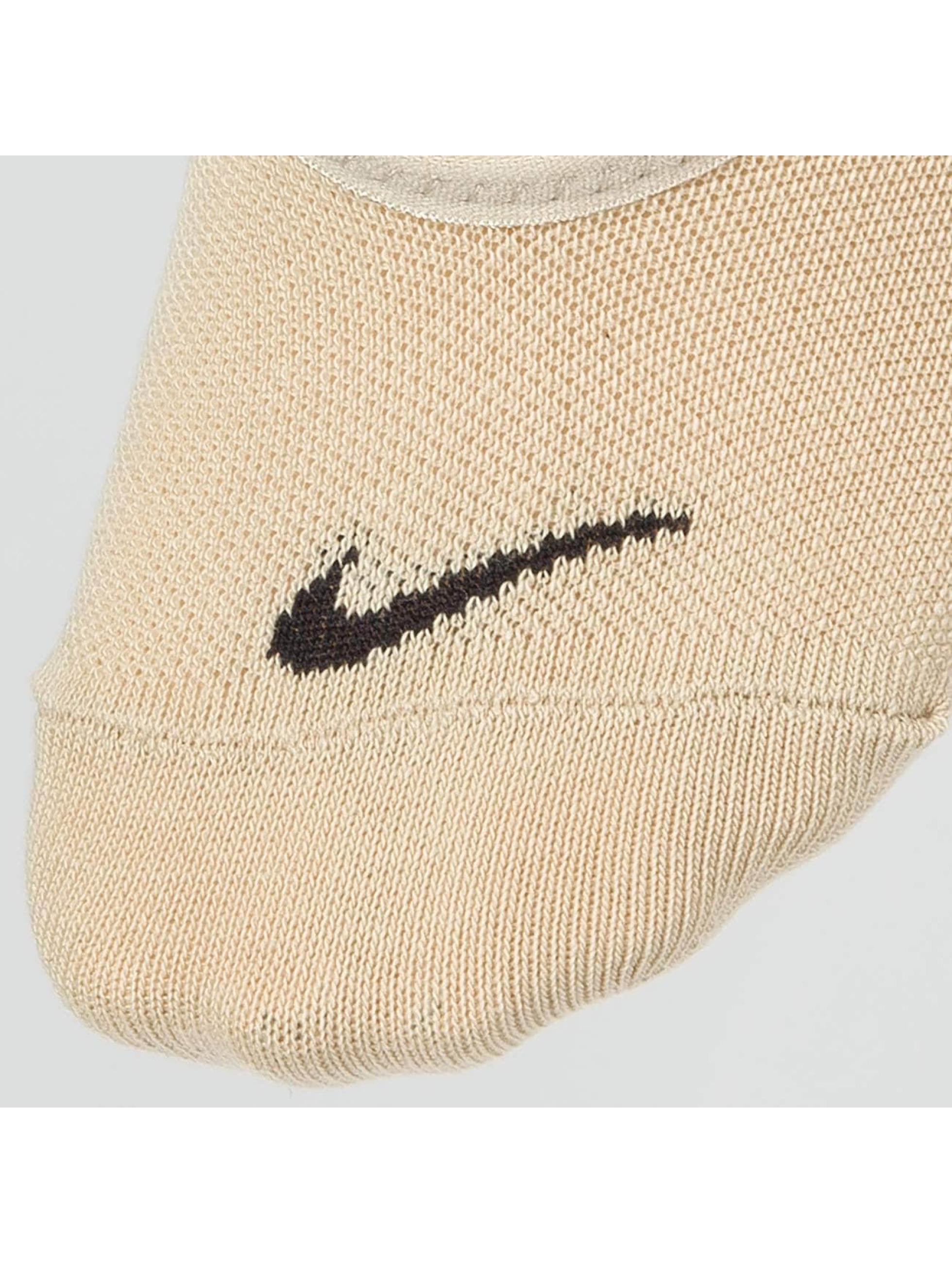 Nike Performance Skarpetki Everyday Lightweight Footie Training 3 Pack kolorowy