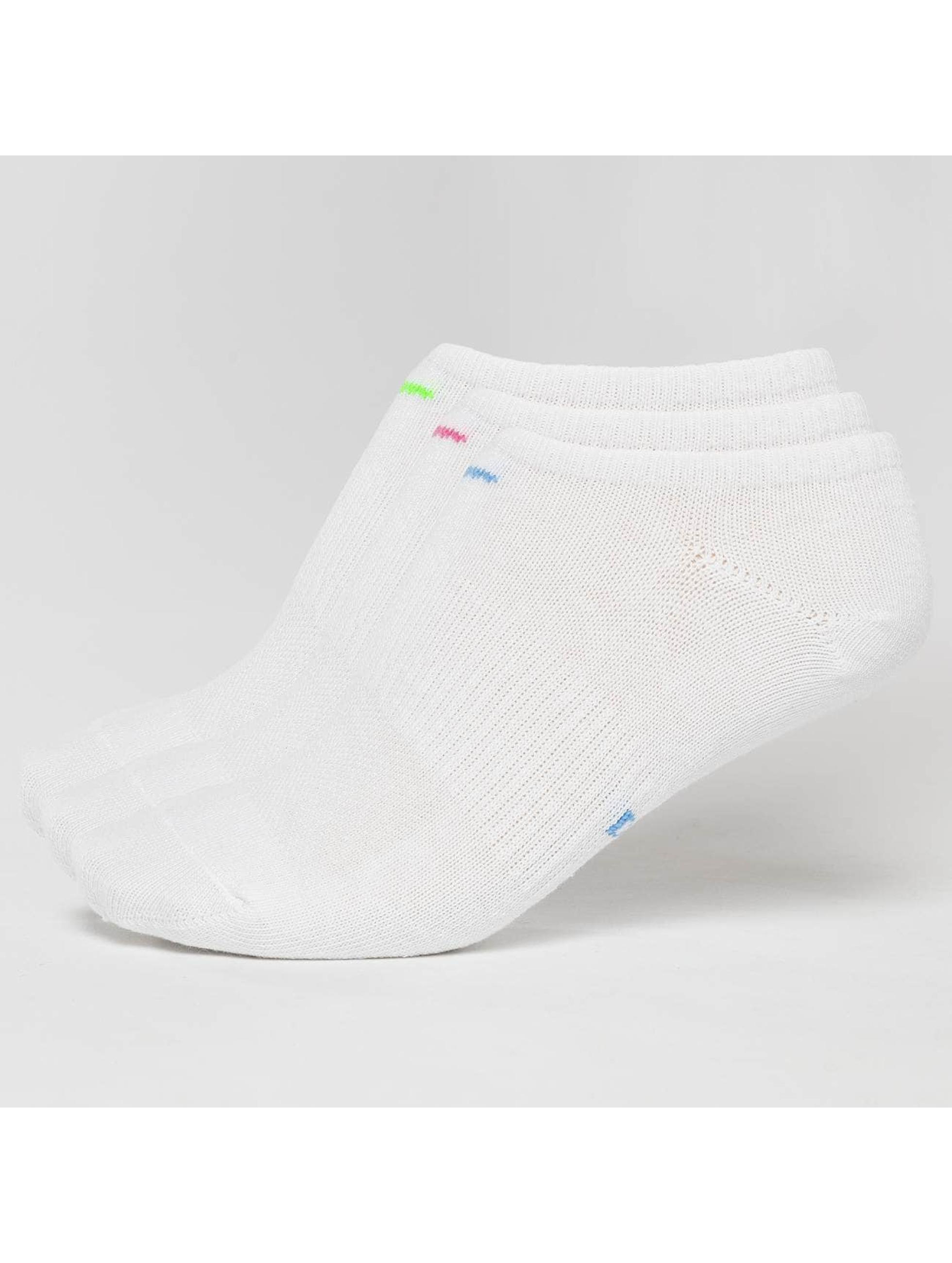 Nike Performance Socken Everyday Lightweight No-Show Training 3 Pack weiß