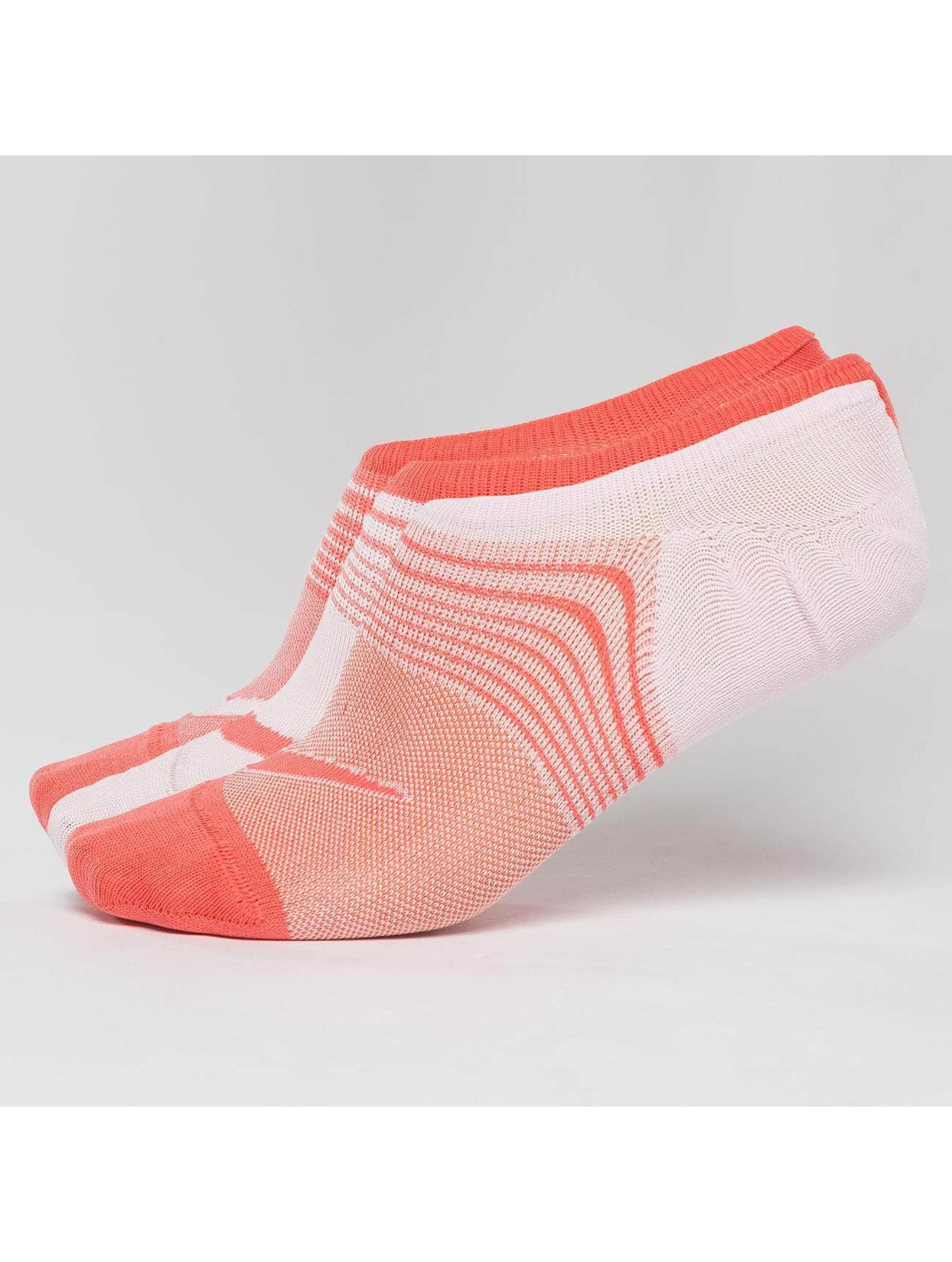 Nike Performance Sokker Everyday Plus Lightweight Training 3 Pack Footie oransje