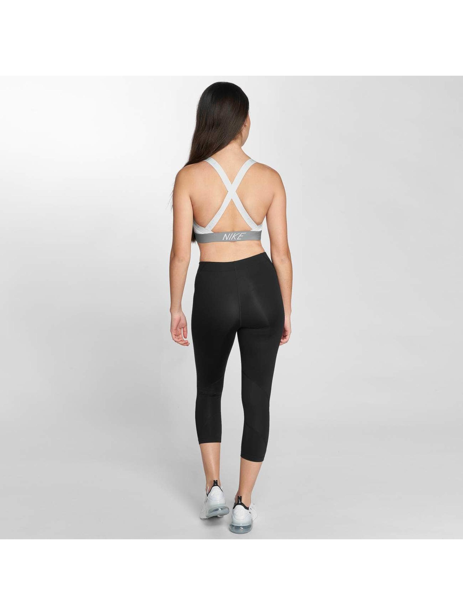 Nike Performance Soutiens-gorge de sport Pro Indy Logo Back blanc