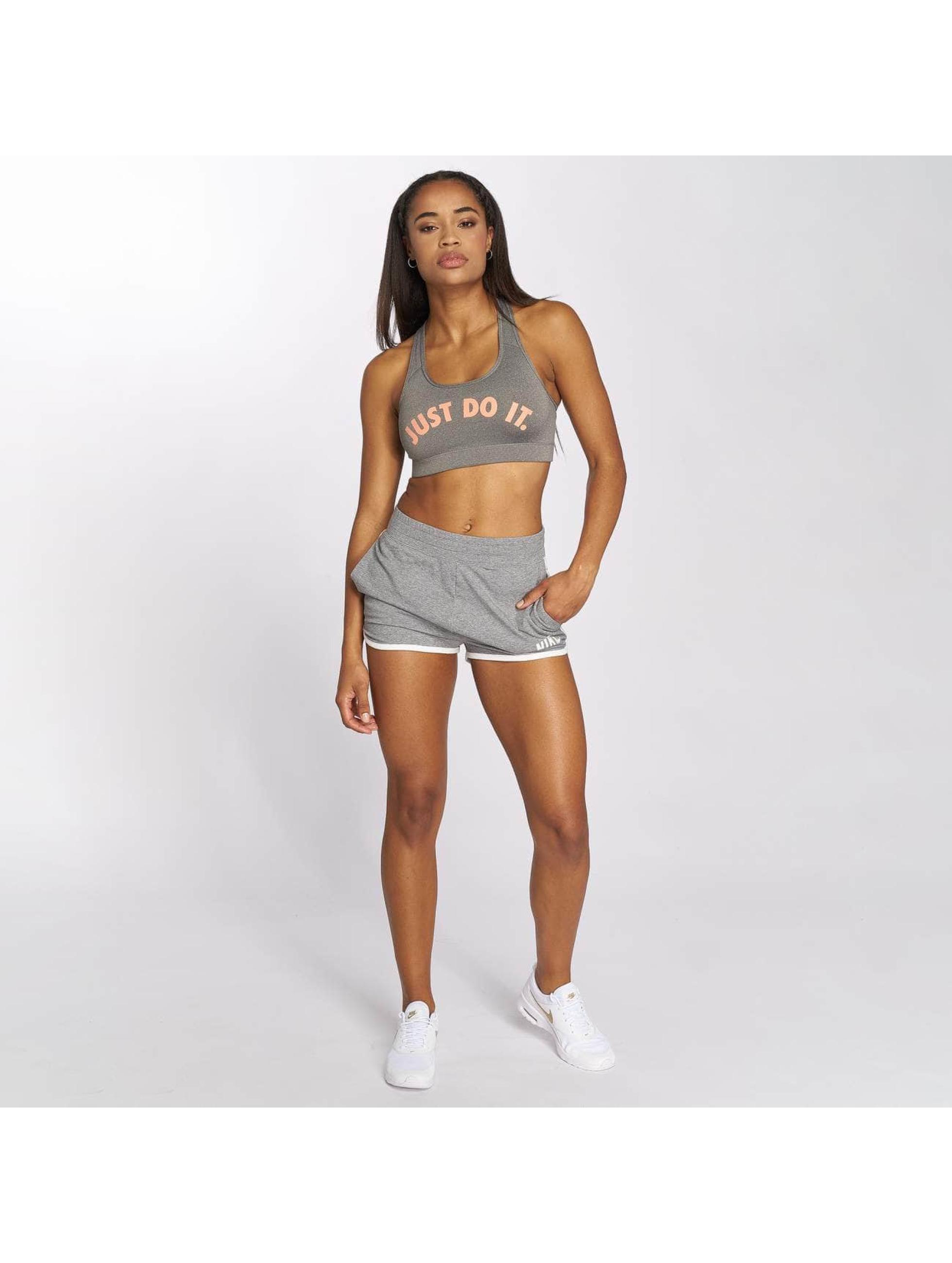 Nike Performance Sport BH Victory grå