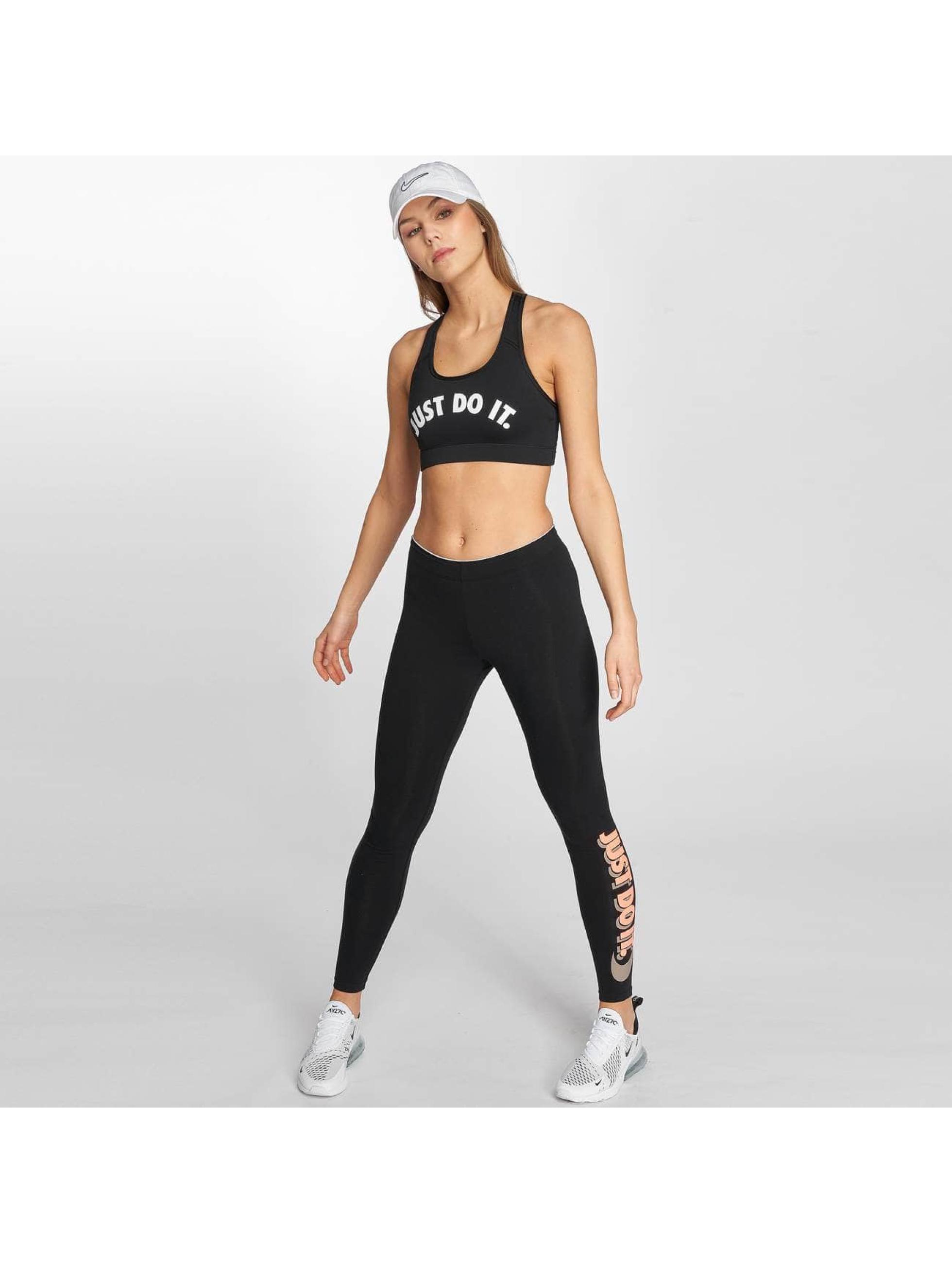 Nike Performance Sport BH Victory schwarz