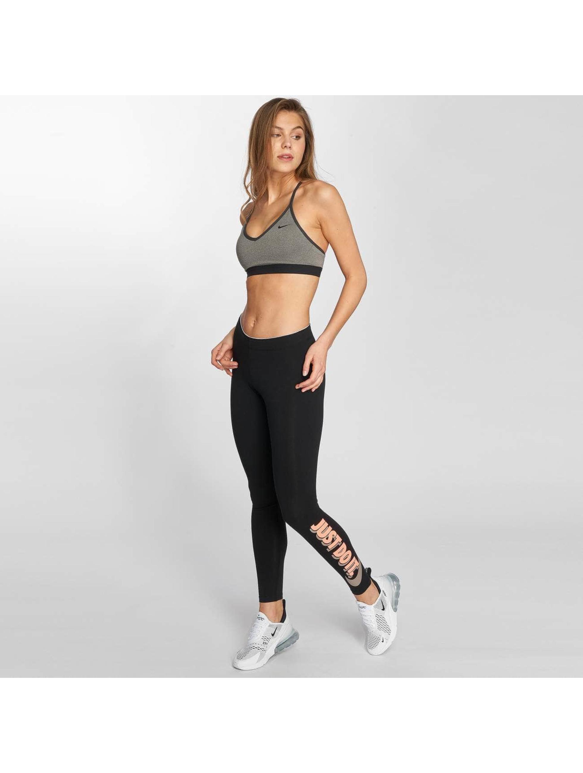 Nike Performance Sujetador desportivo Indy gris