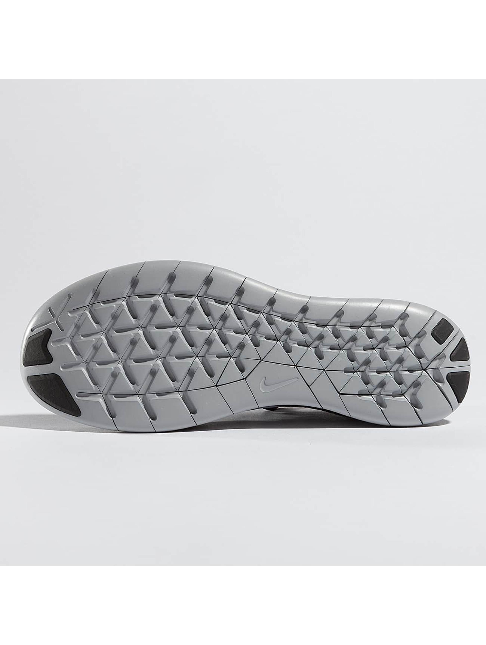 Nike Performance Tøysko Free RN Flyknit 2017 svart