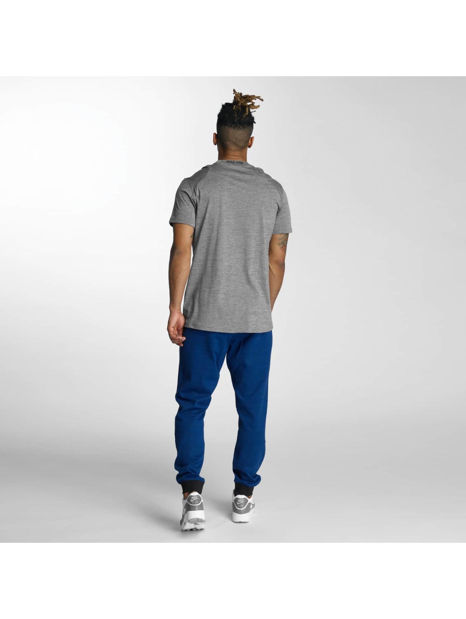 Nike Performance T-Shirt Top grey