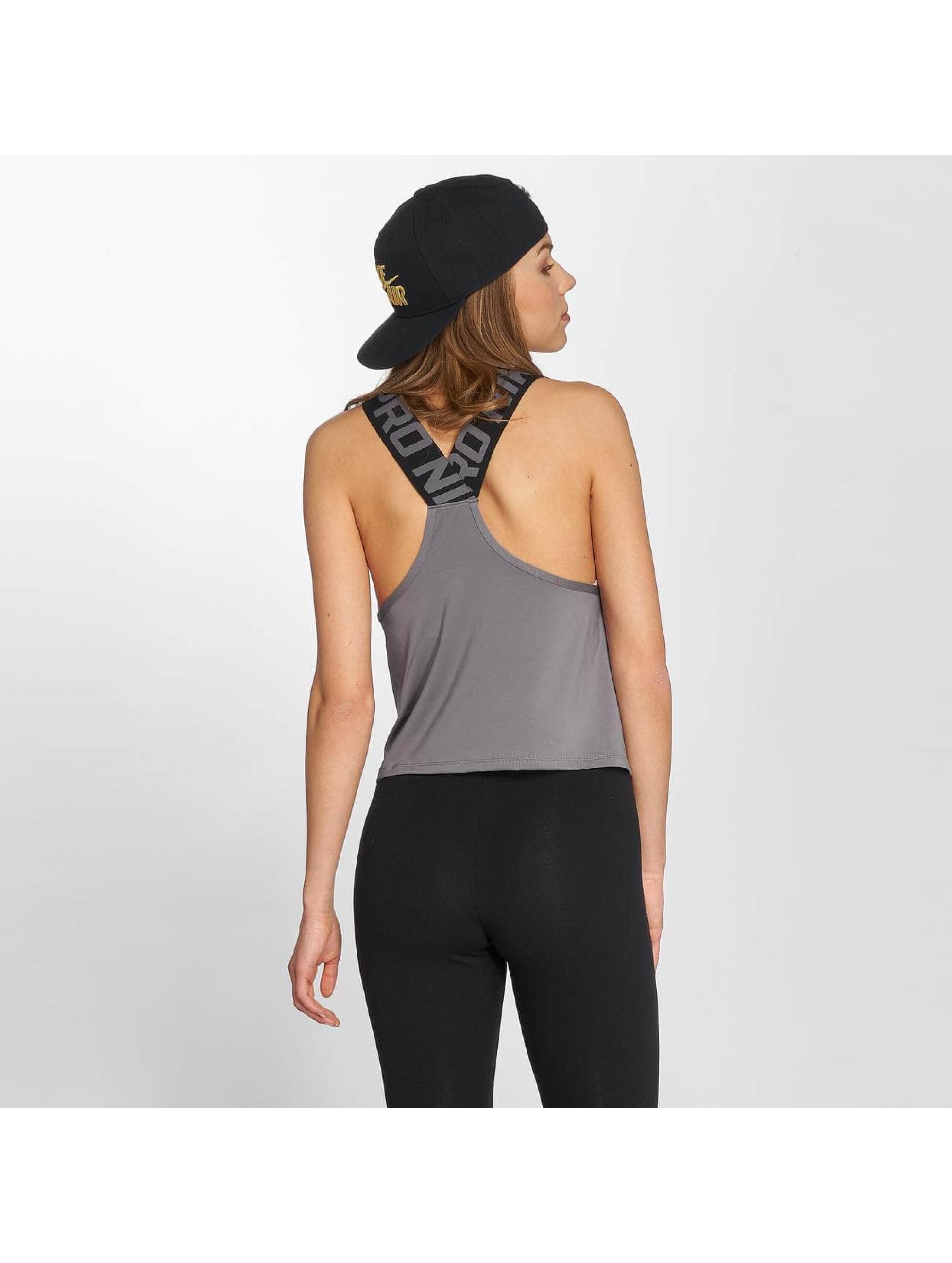Nike Performance Tank Tops Pro grey