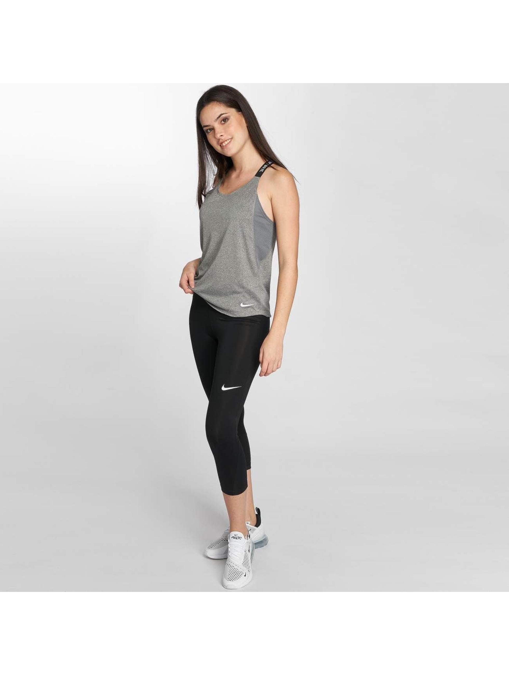 Nike Performance Tanktop Training grijs