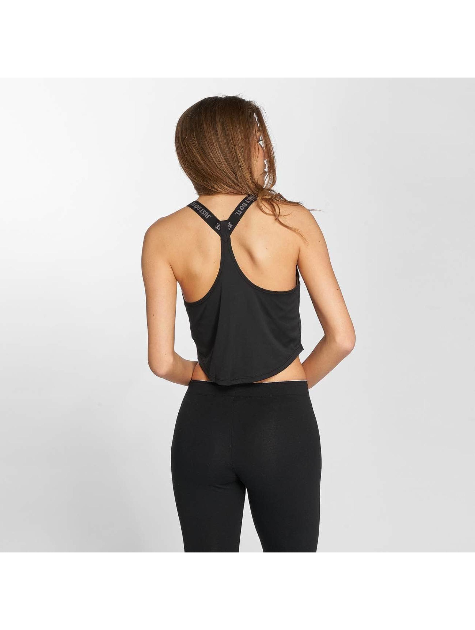Nike Performance top Dry Top zwart