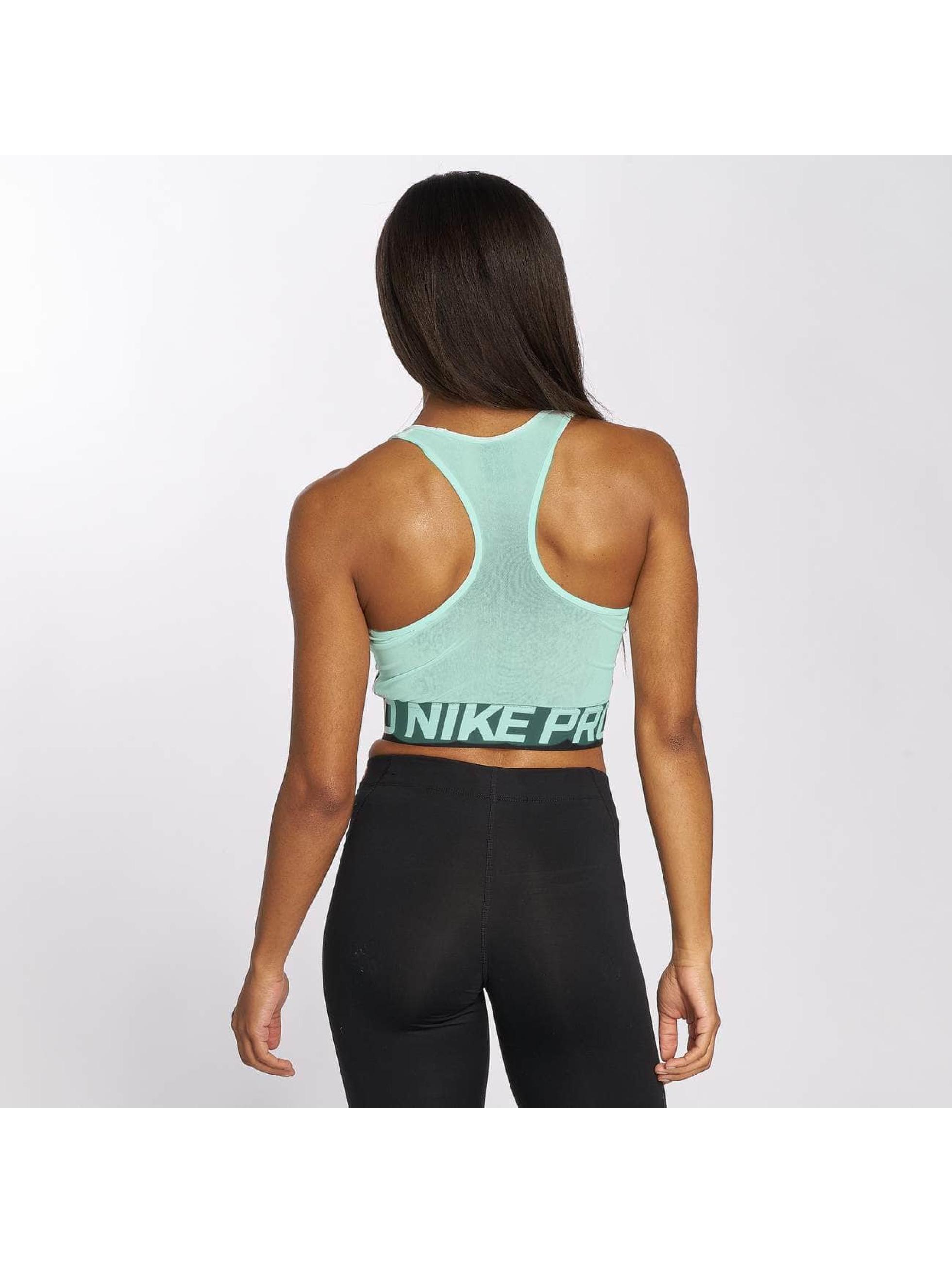 Nike Performance Tops Pro zielony