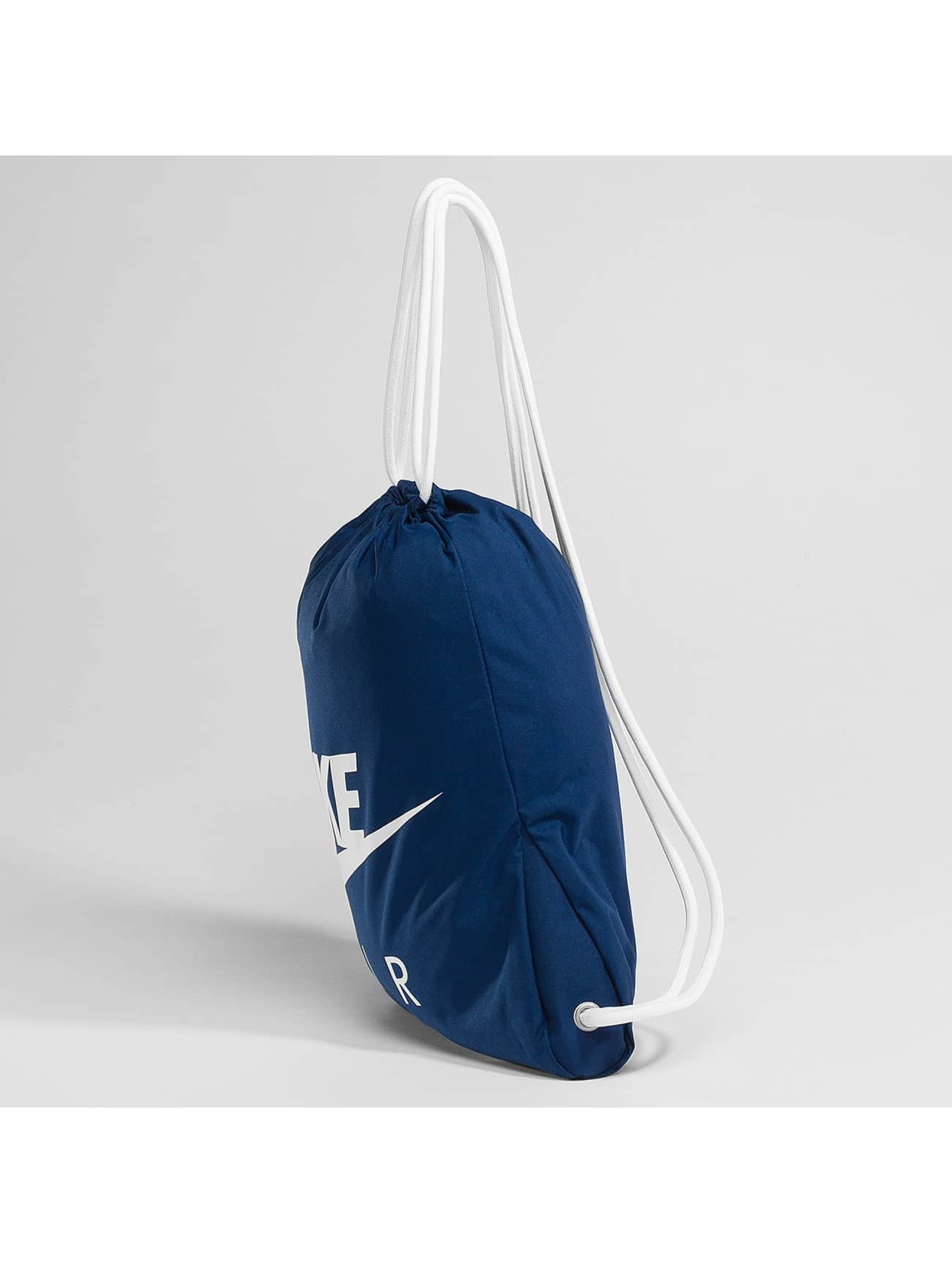 Nike Pouch Heritage Gym Sack 1 GFX blue
