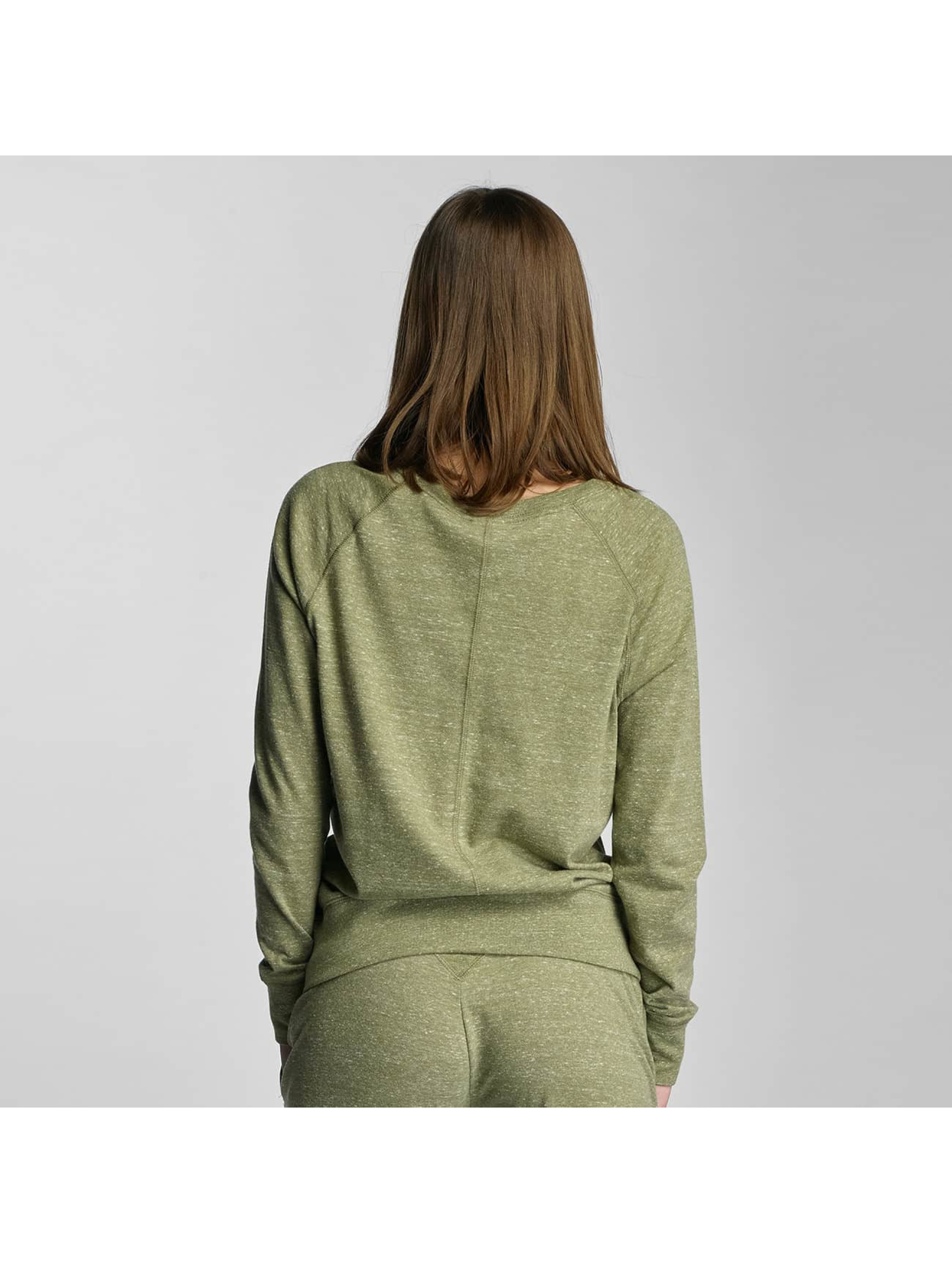 nike damen pullover gym vintage in olive 295655. Black Bedroom Furniture Sets. Home Design Ideas