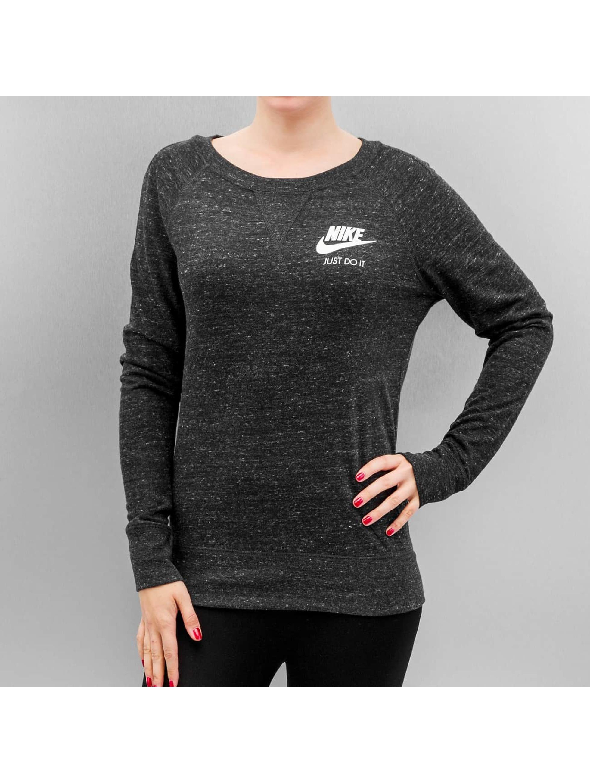 Nike Pullover Gym Vintage schwarz