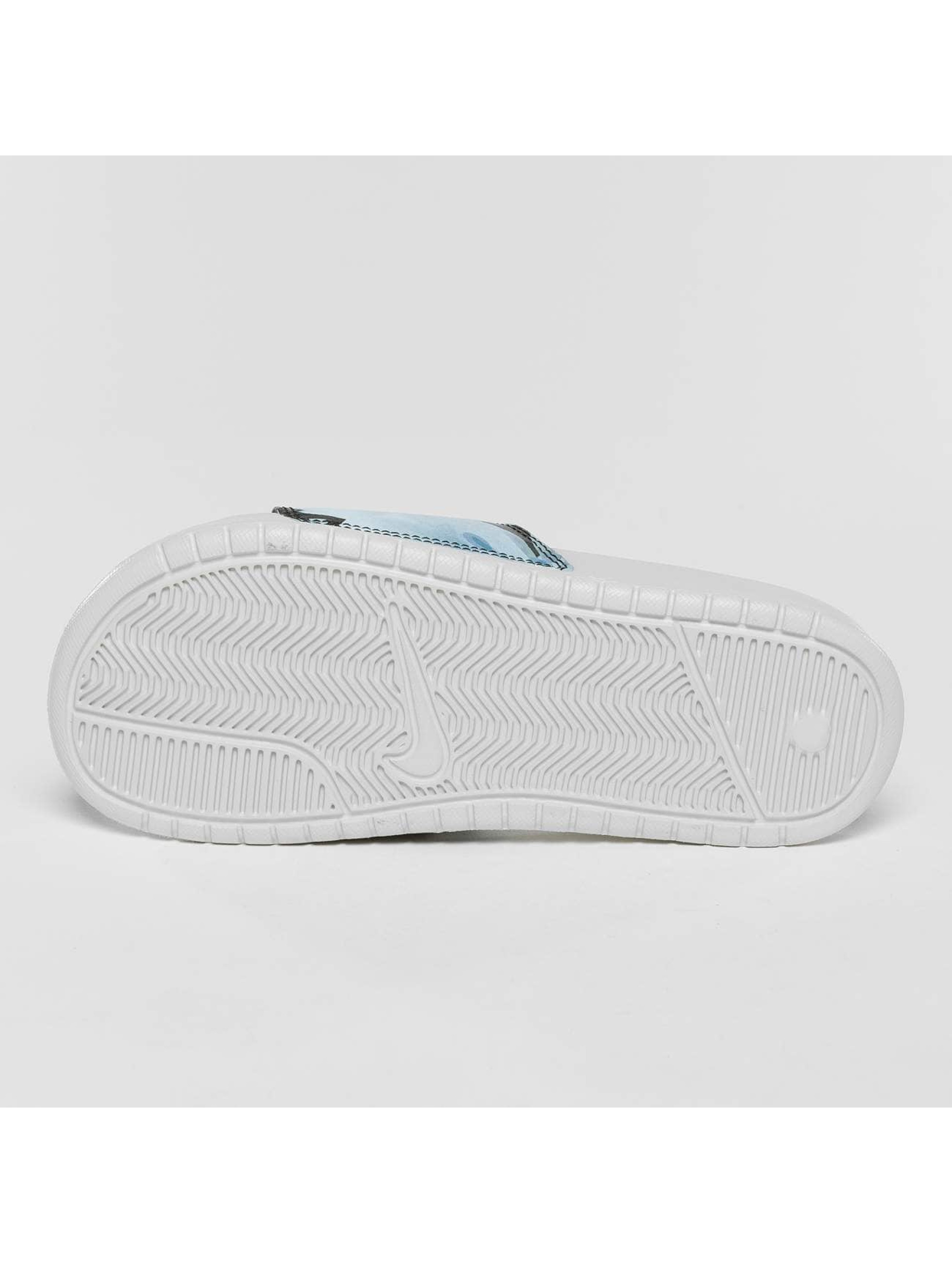 Nike Sandaler Benassi Just Do It vit