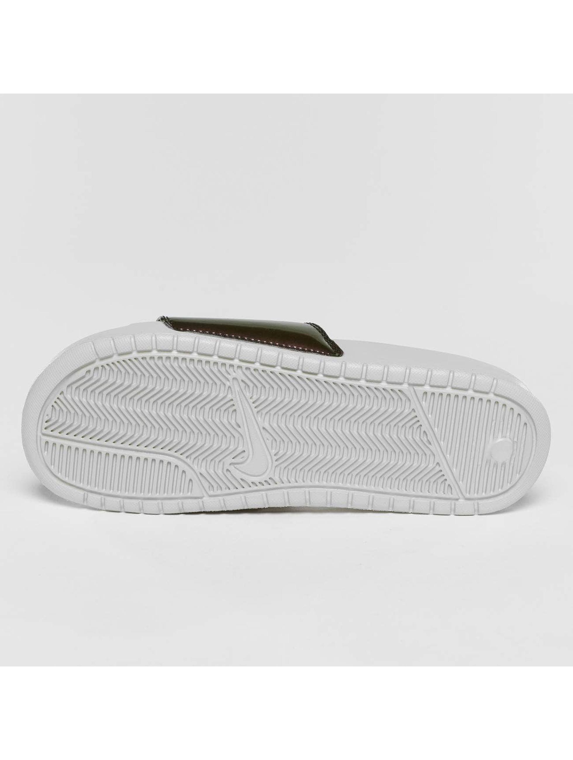 Nike Sandali Just Do It bianco