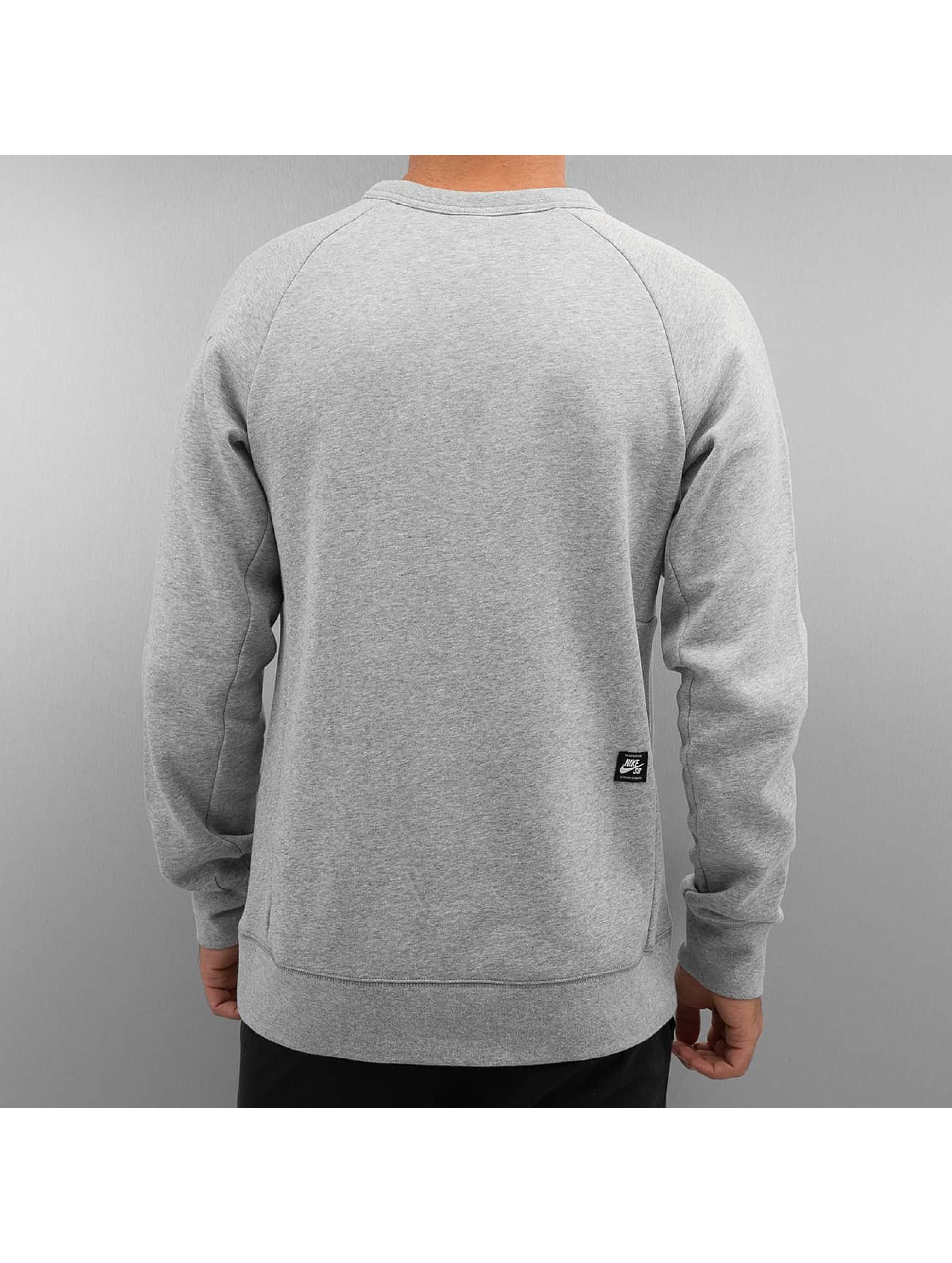 Nike SB Пуловер SB Icon серый