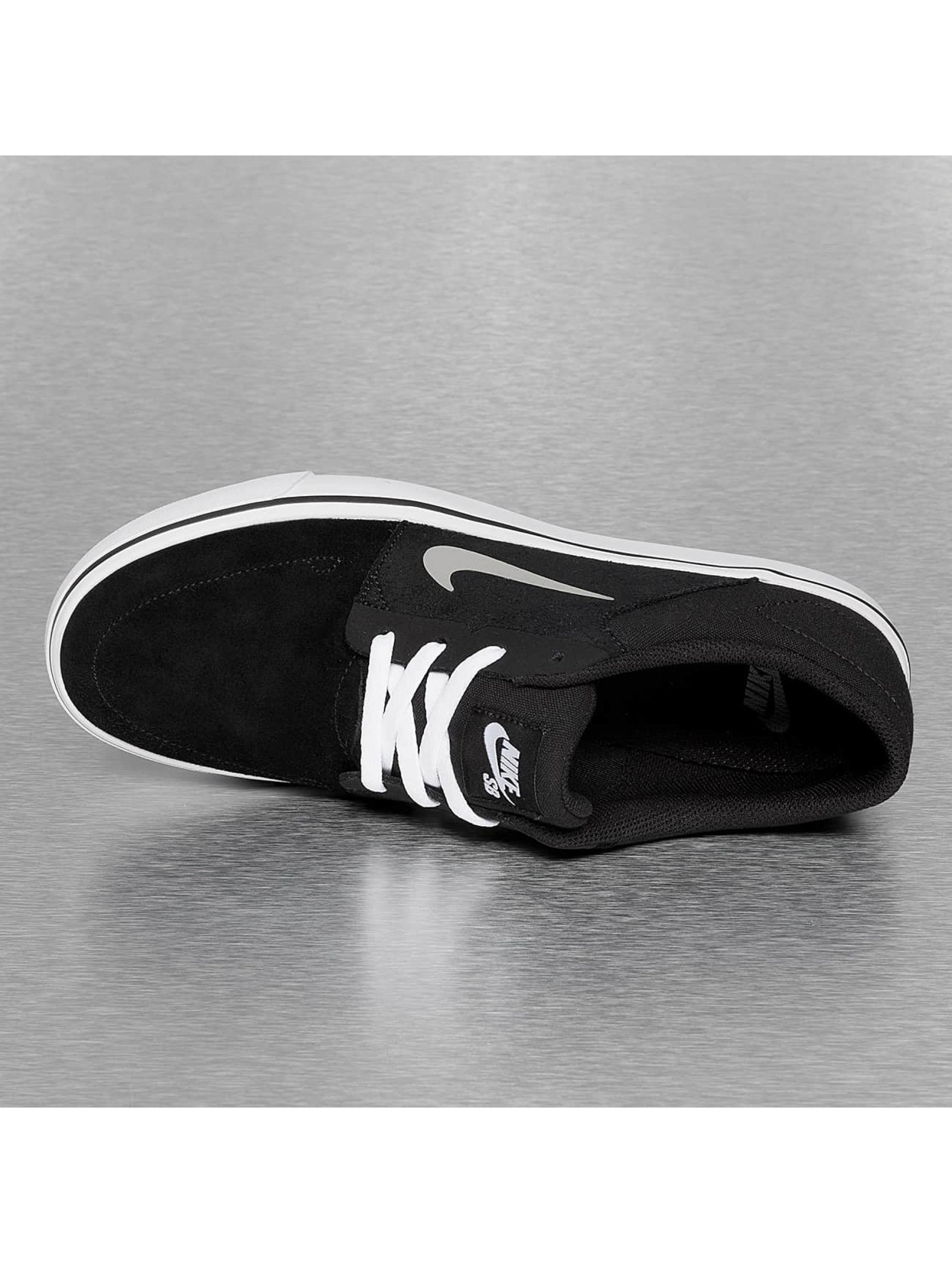 Nike SB Сникеры SB Portmore черный