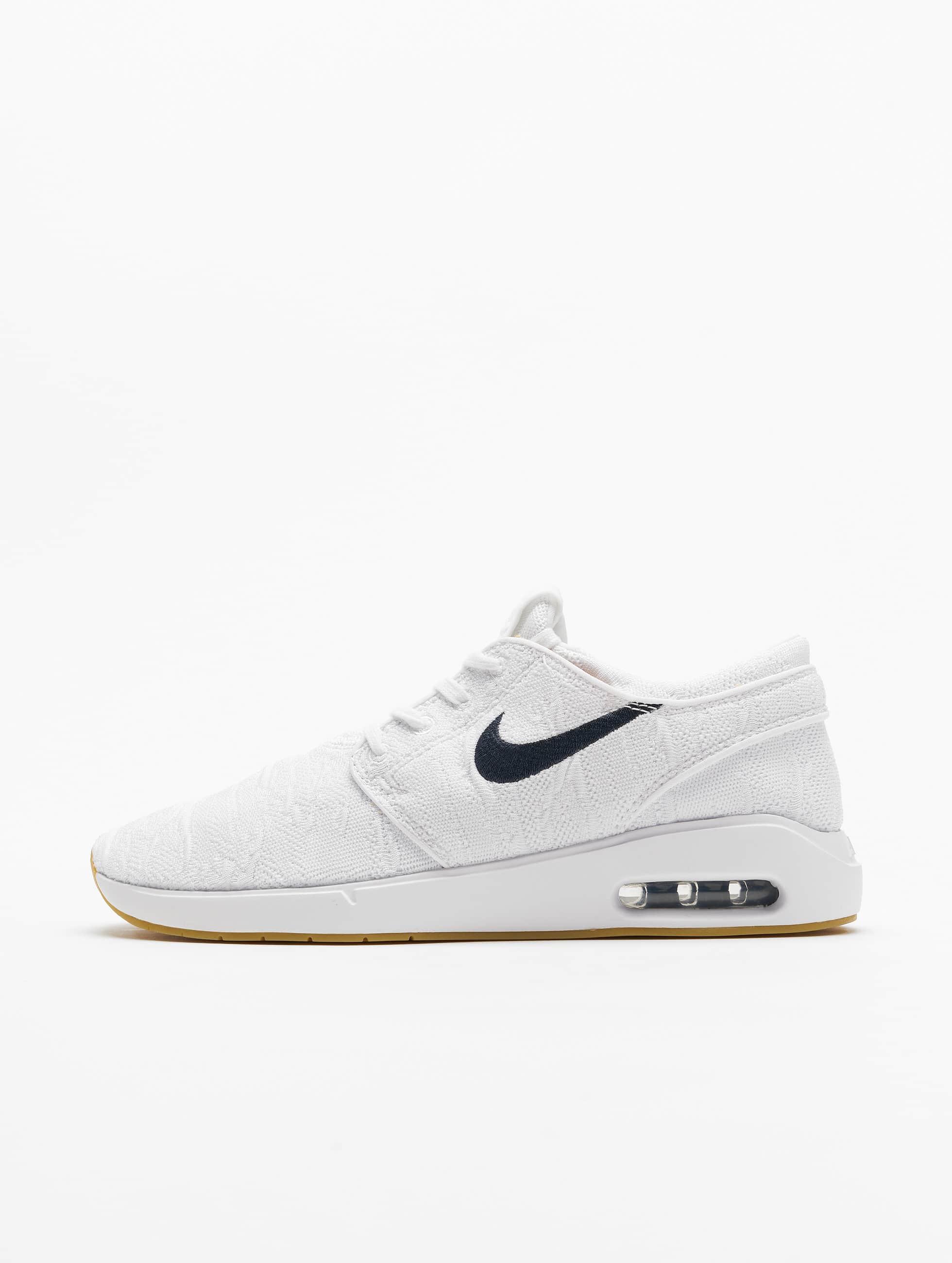 Nike SB Air Max Janoski 2 Sneakers WhiteWhiteGum Yellow