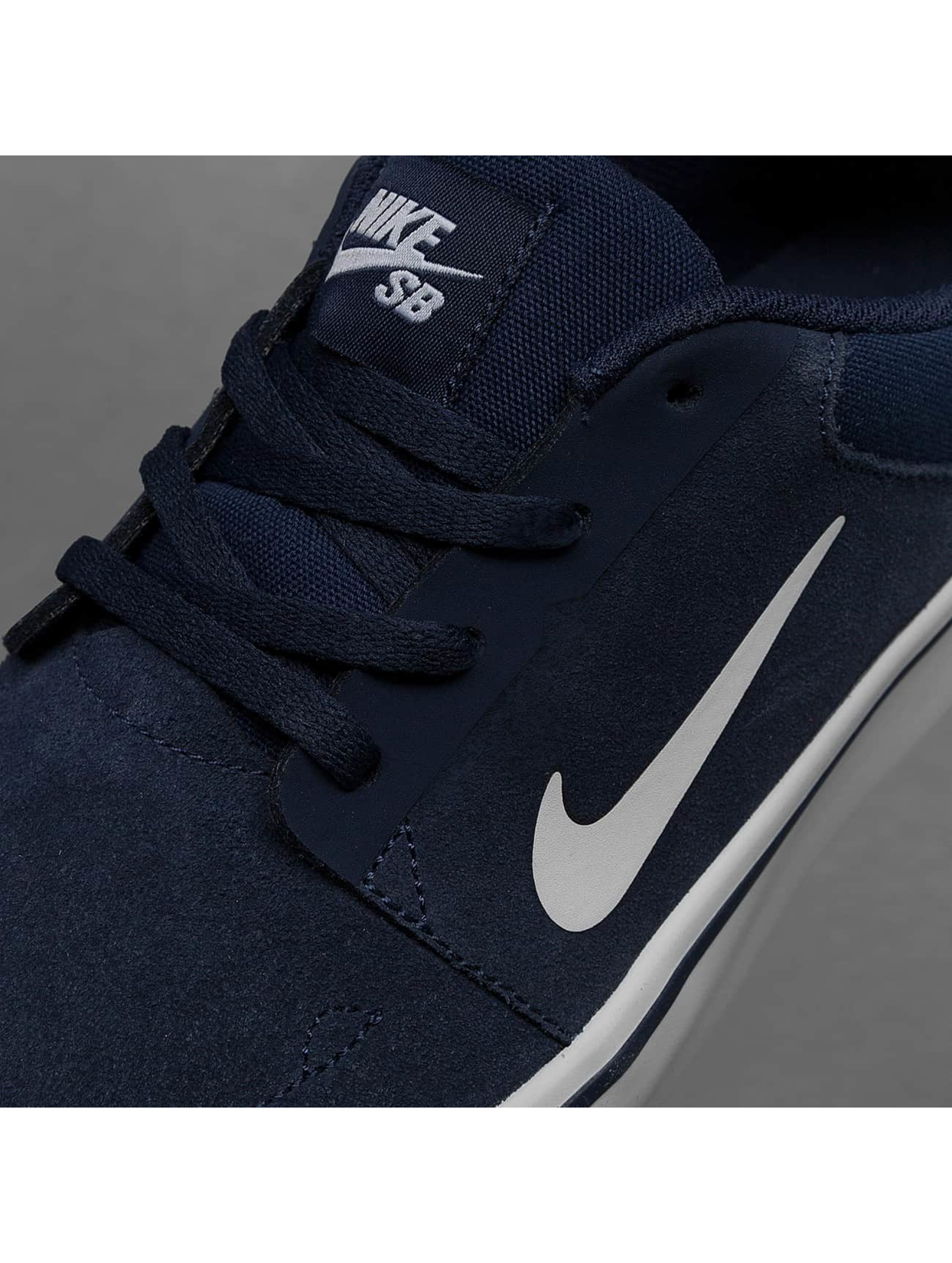 Nike SB Baskets SB Portmore bleu