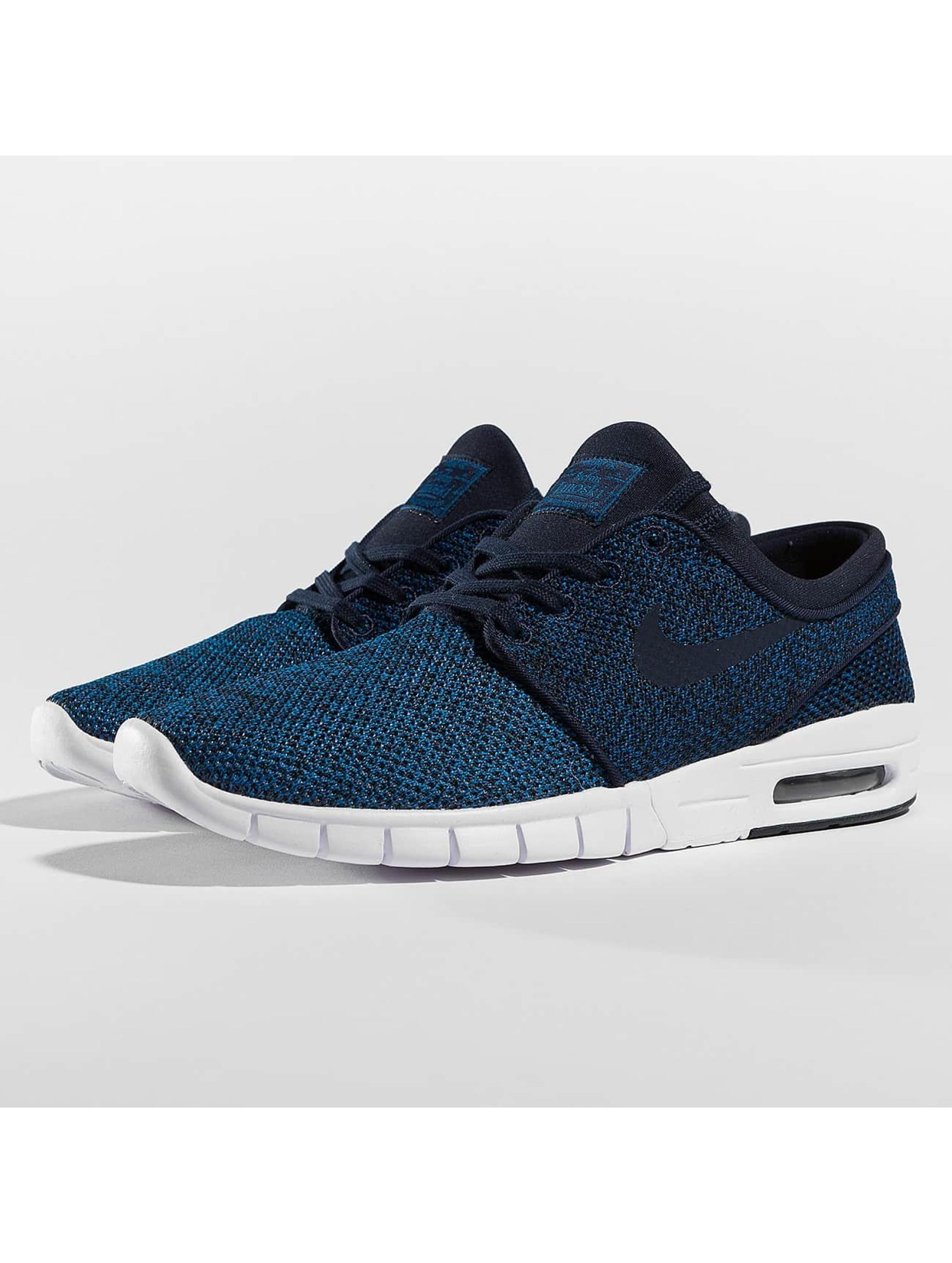 Nike SB Chaussures / Baskets Stefan Janoski Max en bleu