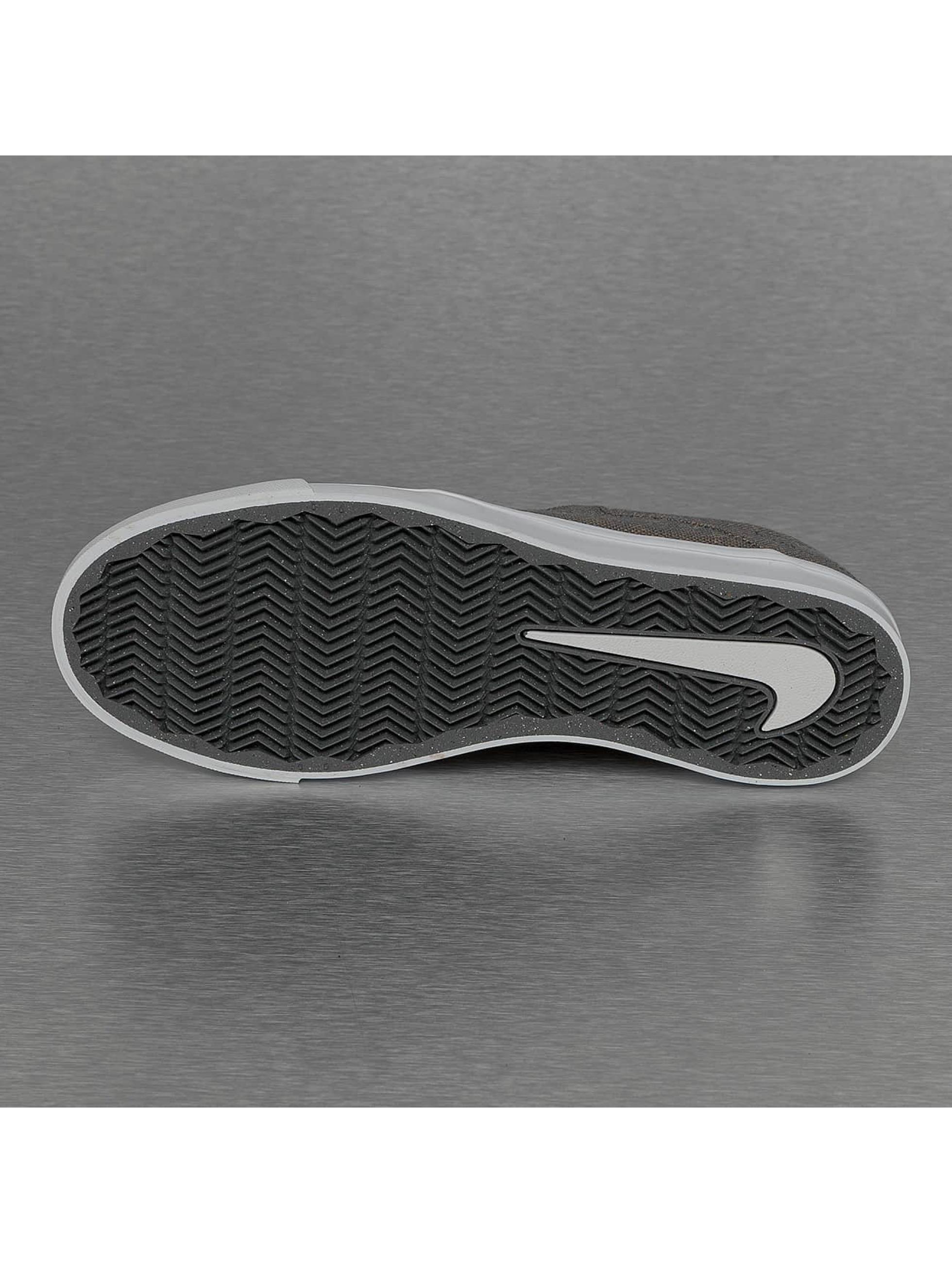 nik air max 2014 - Nike SB Chaussures / Baskets SB Portmore Canvas Premium en gris 258042