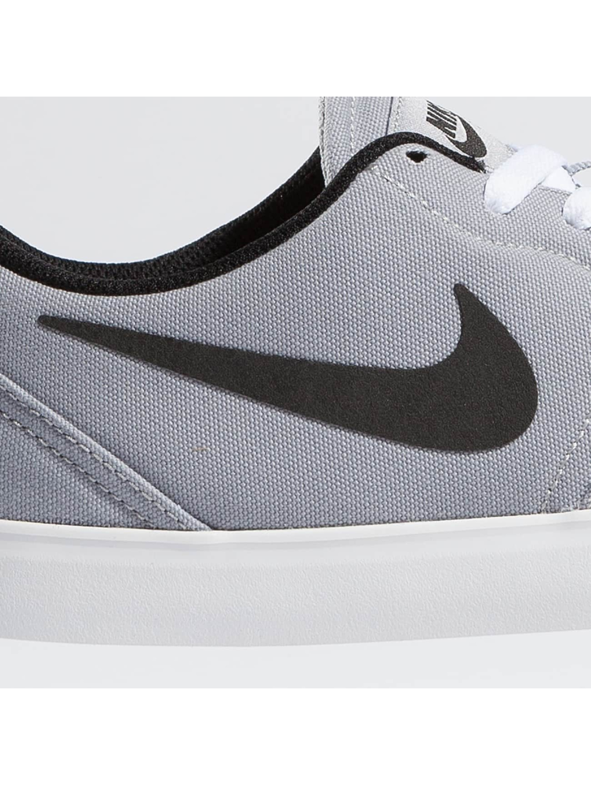 Nike SB Baskets Check Canvas gris