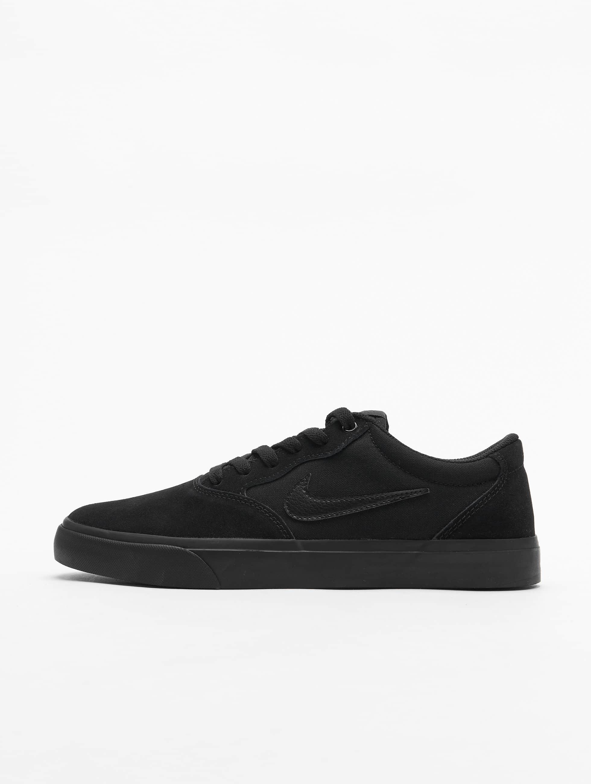 Nike SB Chron SLR Sneakers BlackBlackBlackBlack