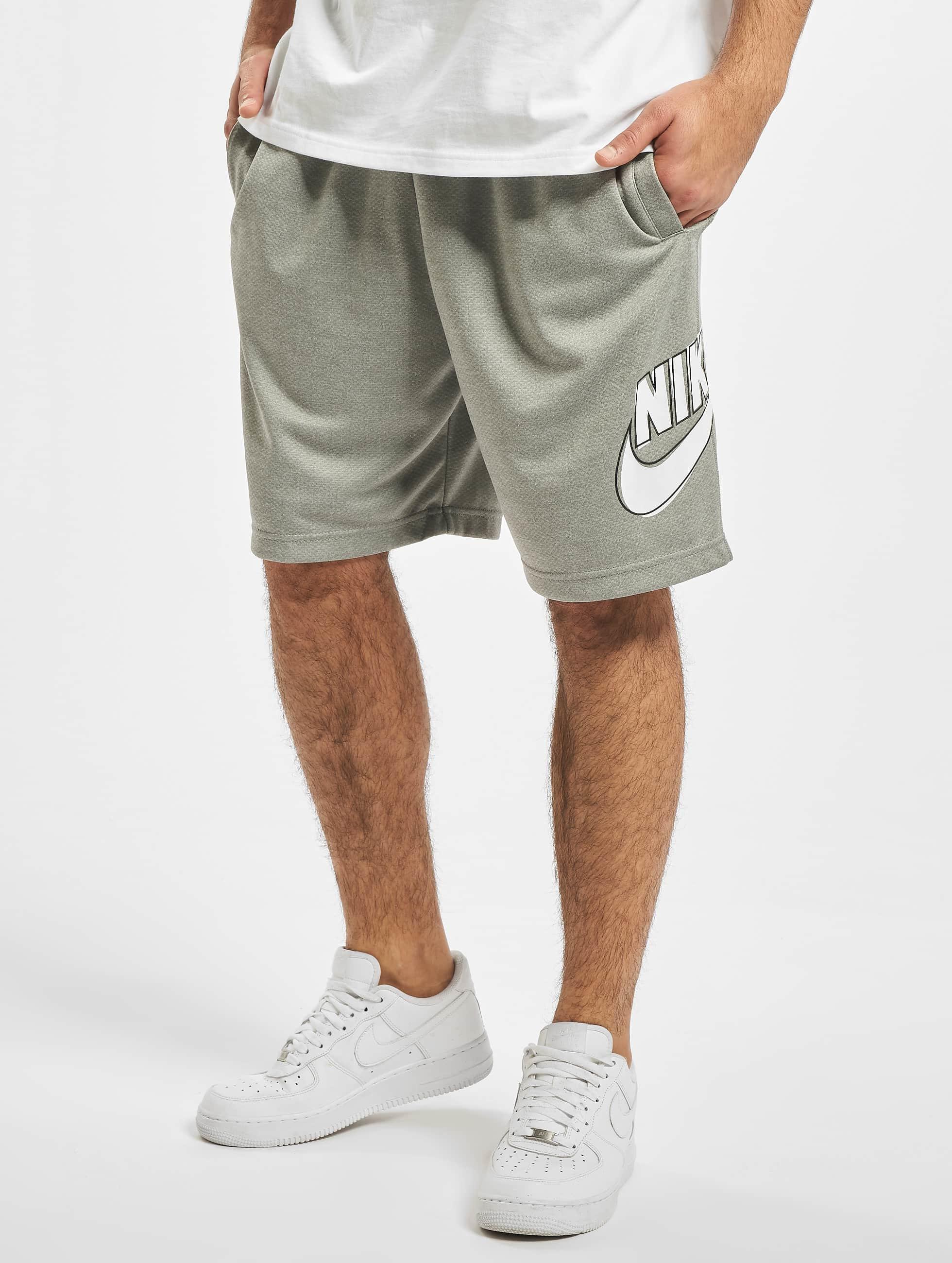 Nike SB Sunday GFX Shorts Dark Grey HeatherWhite